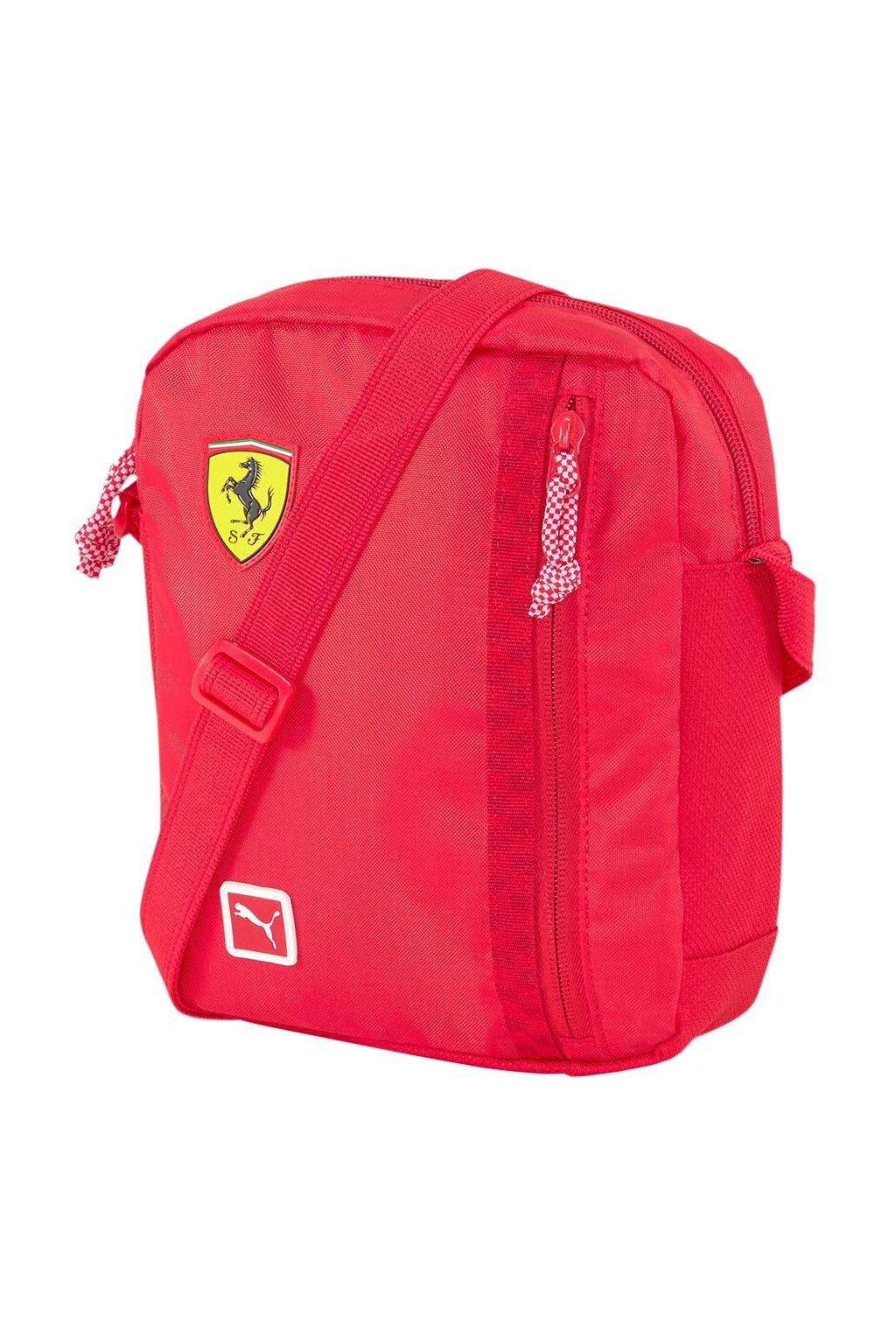 Taška Puma Ferrari Fanwear Portable červená 076884 01