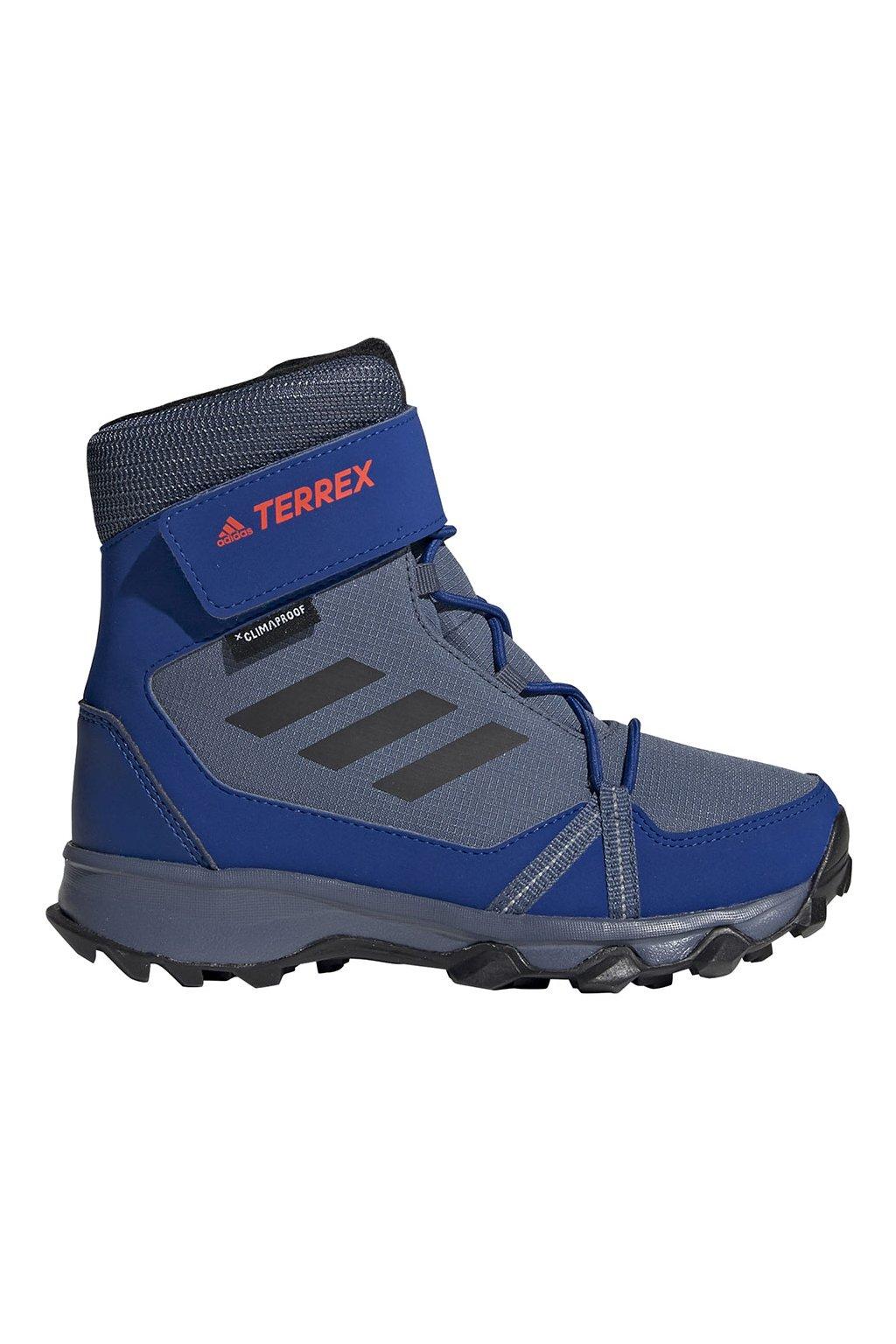 Detská športová obuv Adidas Terrex Now CF R.RDY K modré G26579
