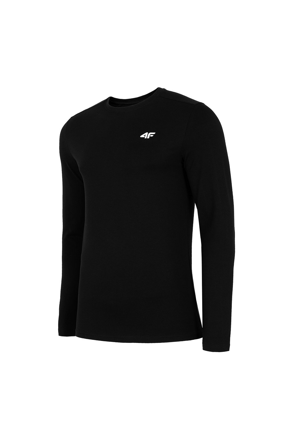 Pánske tričko 4F čierne NOSH4 TSML001 20S