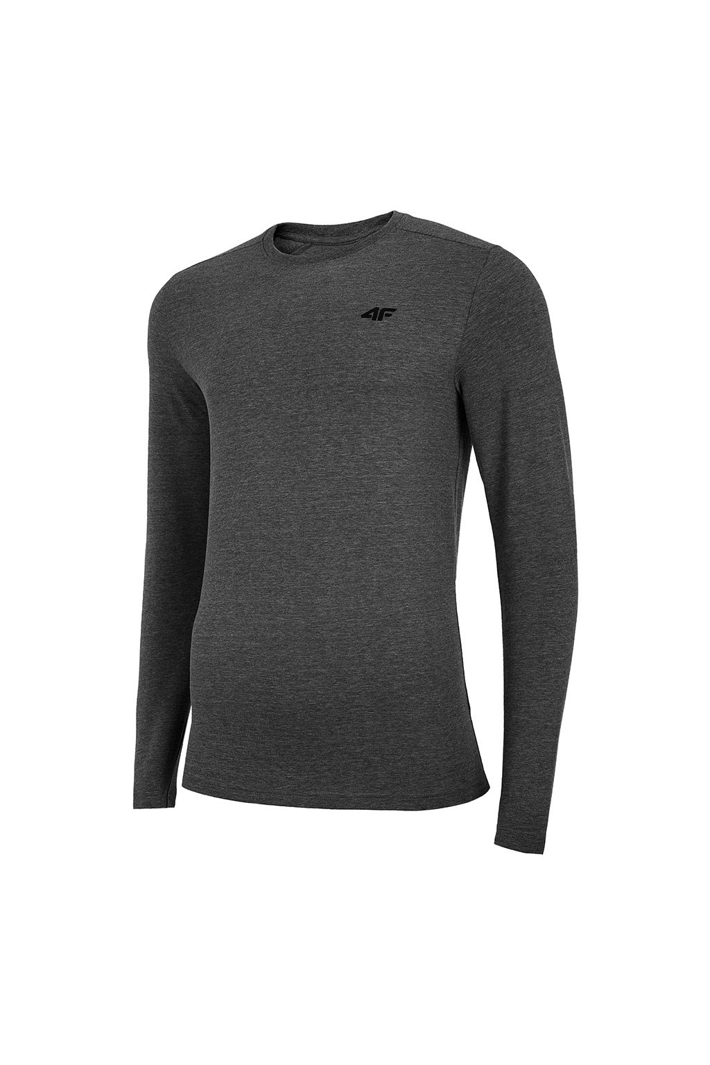 Pánske tričko 4F sivé NOSH4 TSML001 24M