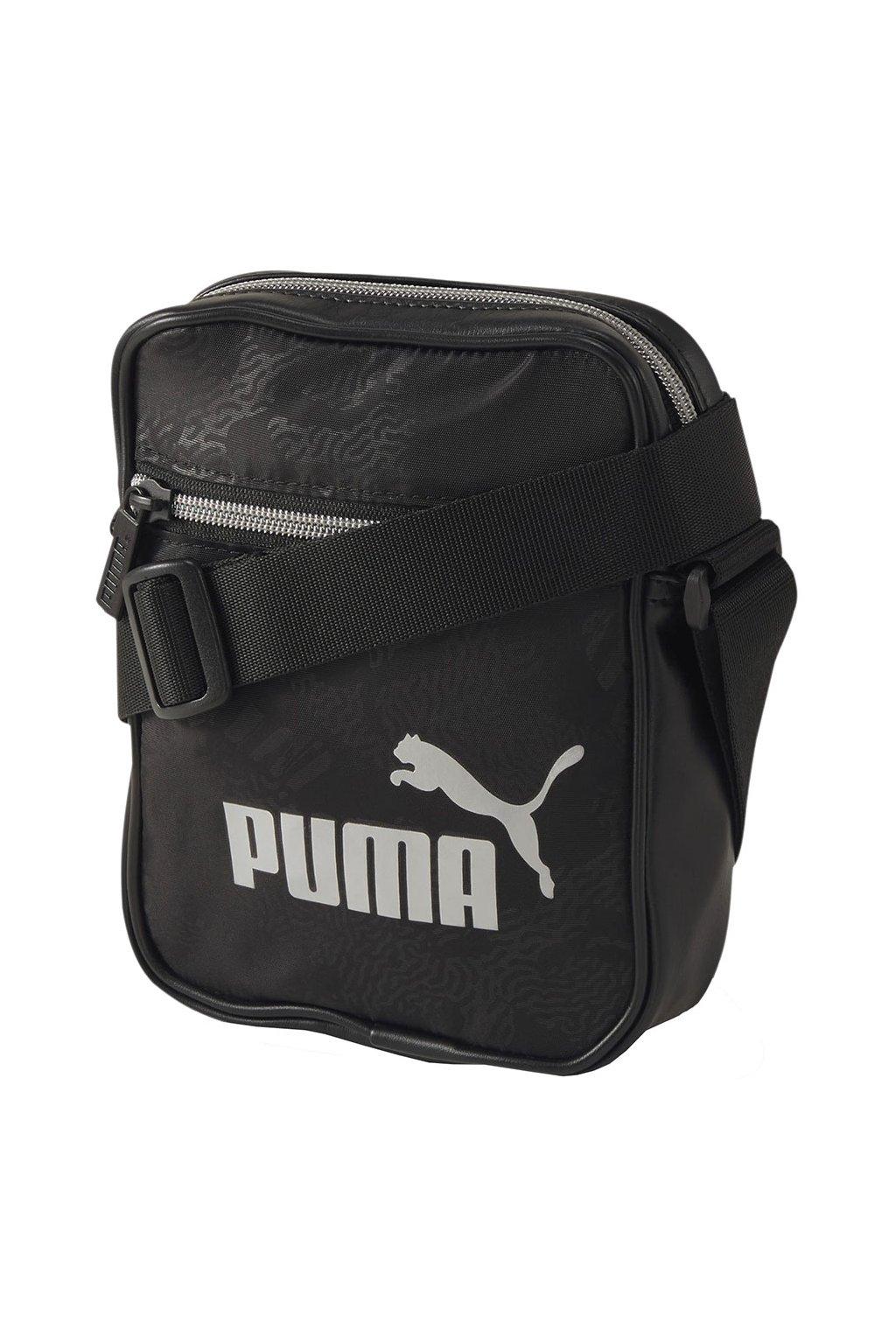 Taška Puma WMN Core up Portable čierna 076974 01
