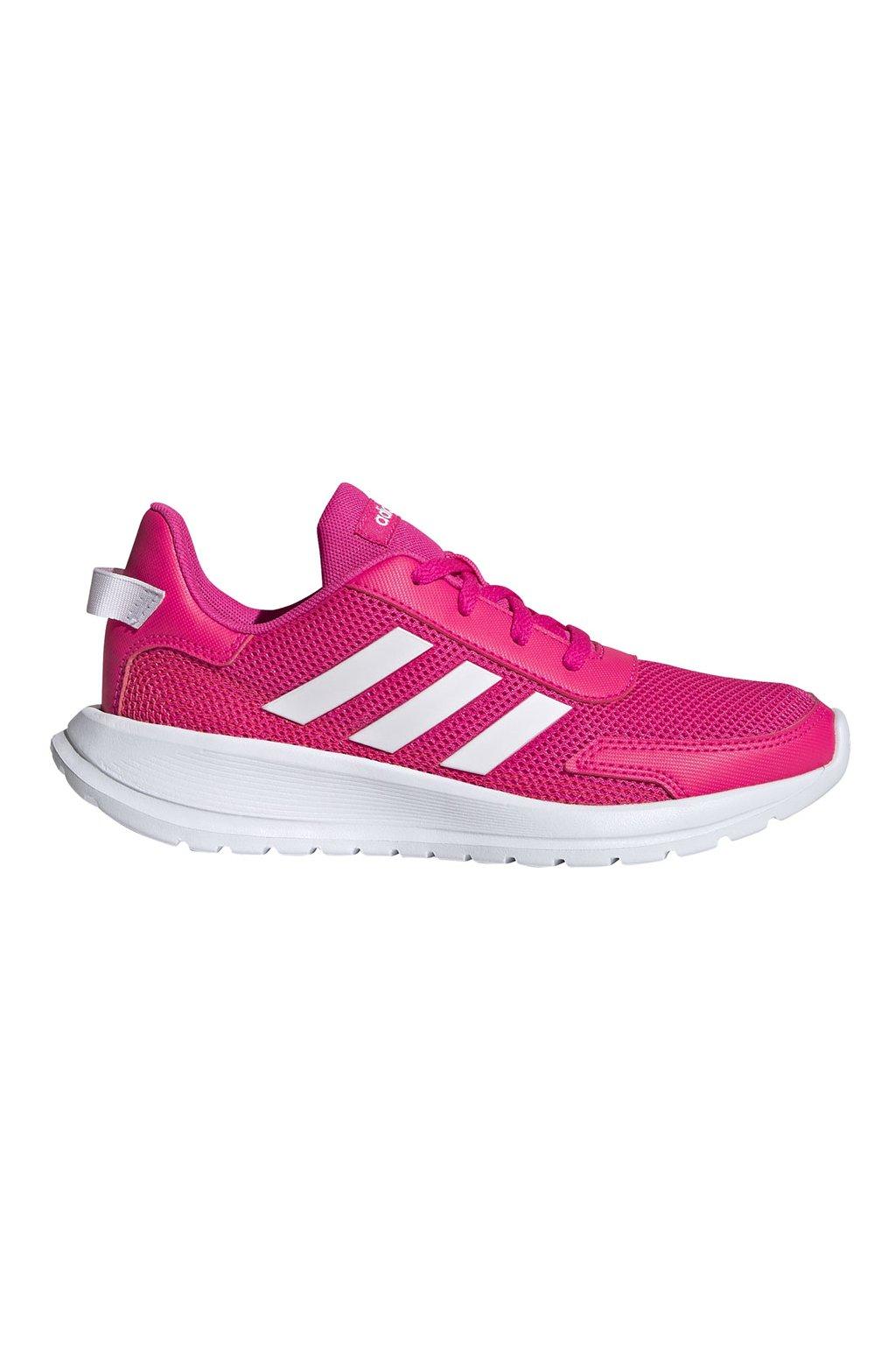 Detská obuv Adidas Tensaur Run K ružovo-biela EG4126