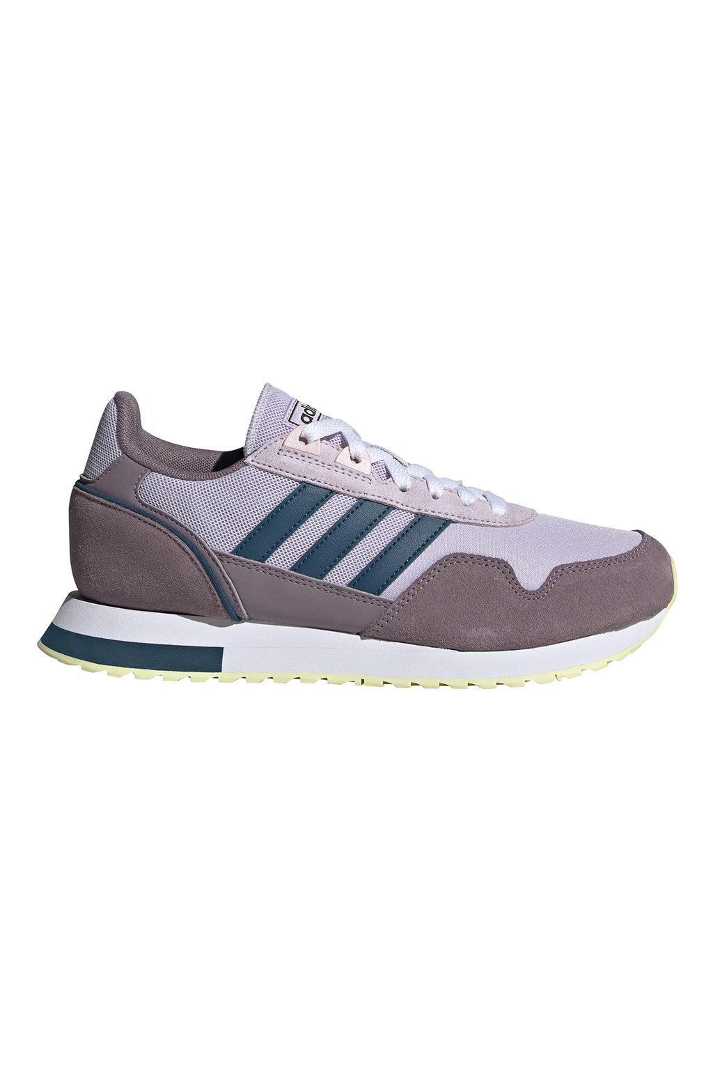 Dámske topánky Adidas 8K 2020 fialovo-modré EH1439