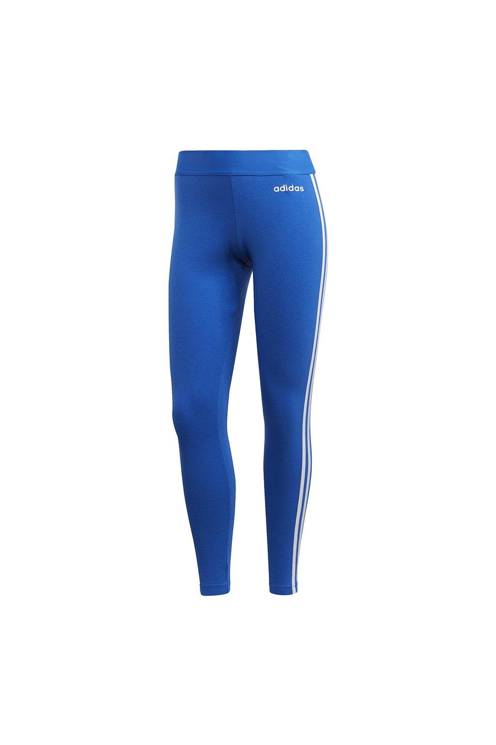 Dámske legíny Adidas W Essentials 3S Tight modré FM6701