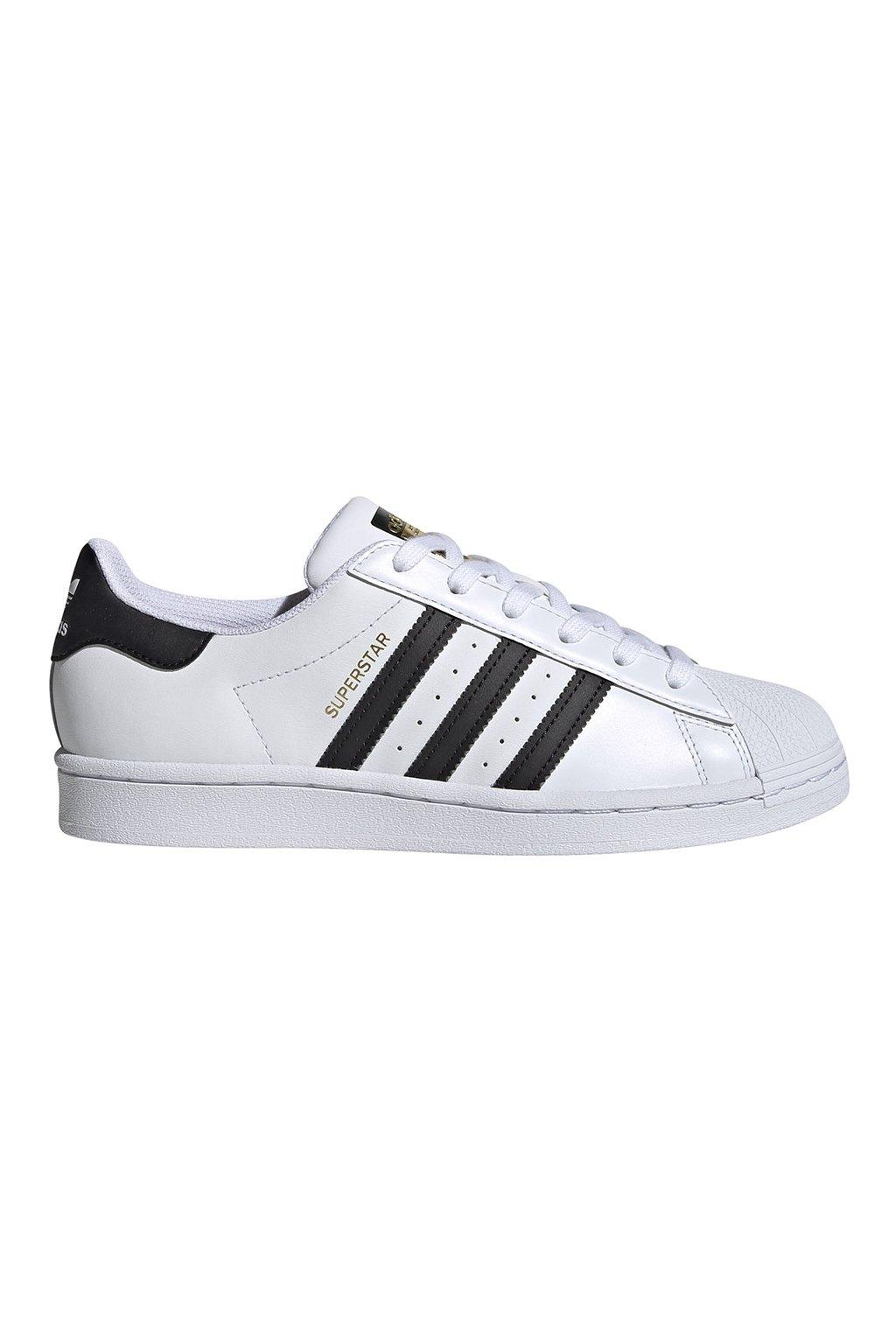 Dámska obuv Adidas Superstar W biele FV3284