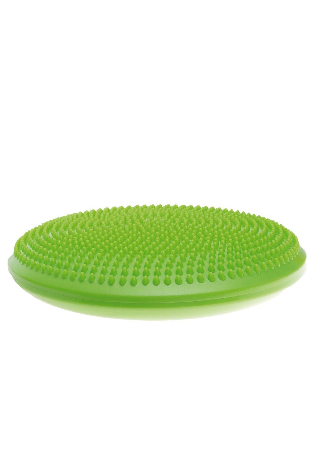 Dysk Pompowany Spokey Fit Seat z masażem zielony 834276