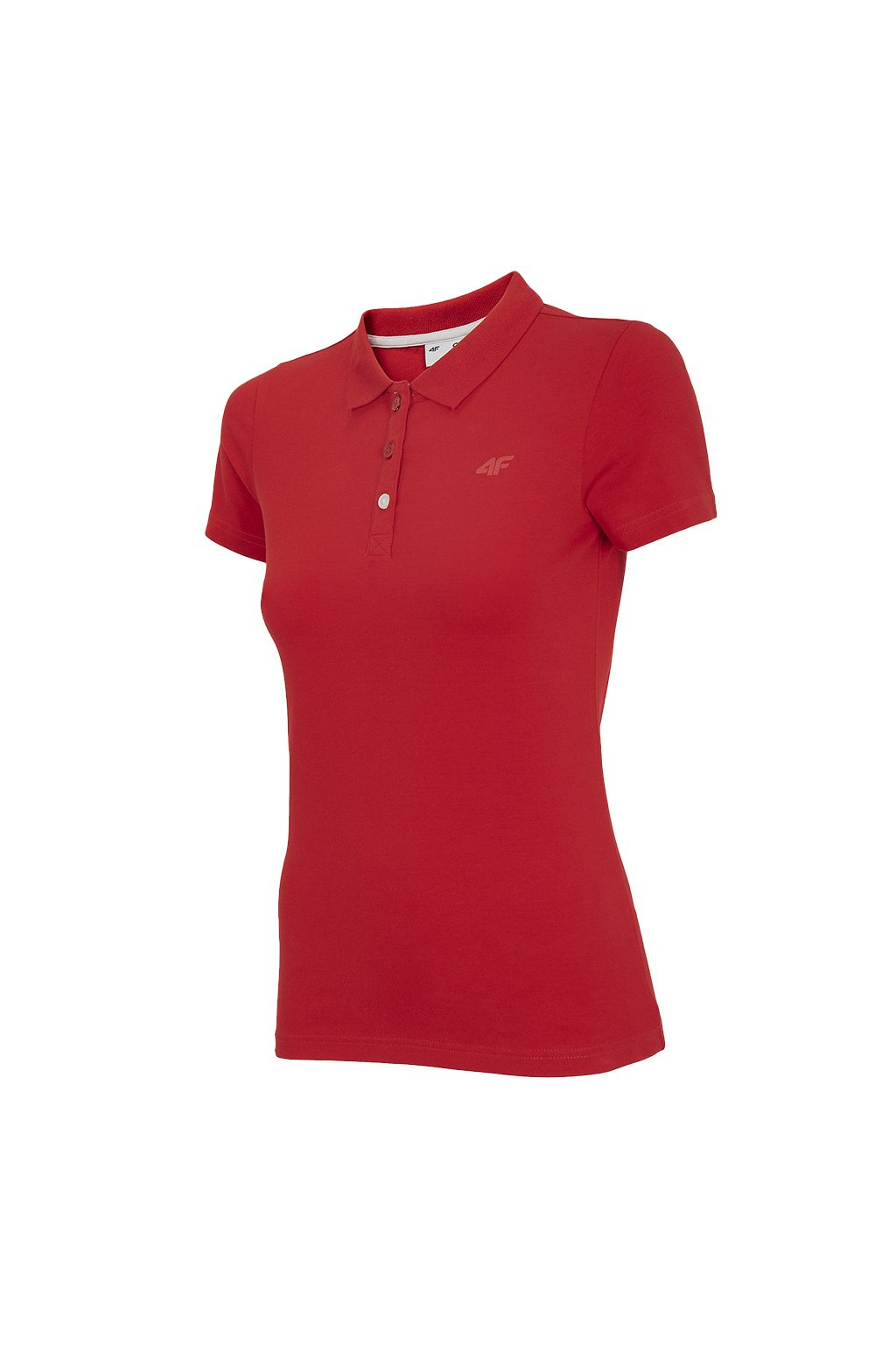 Dámske tričko 4F červené NOSH4 TSD008 62S