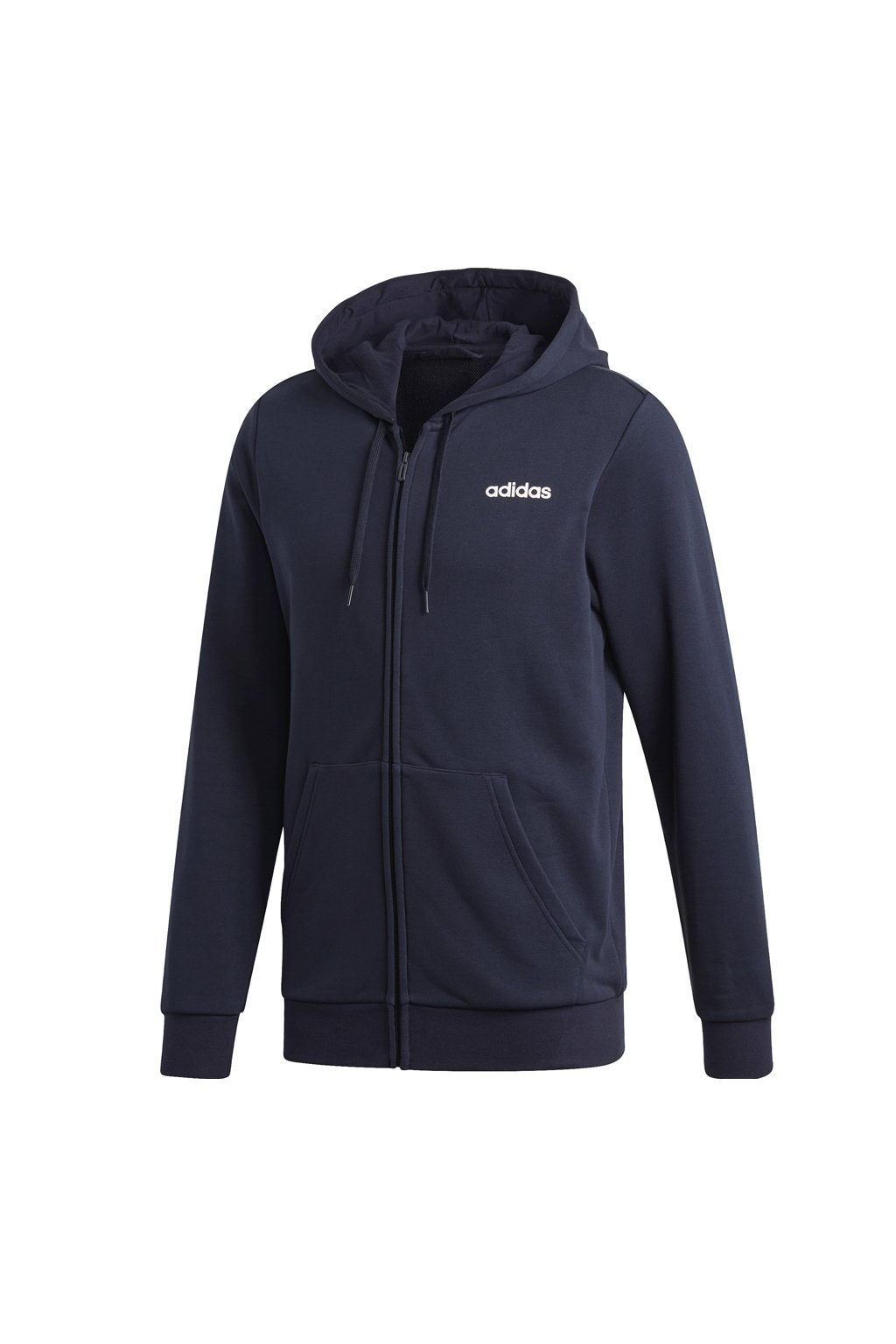 Pánska mikina adidas Essentials Linear Fullzip FT DU0405