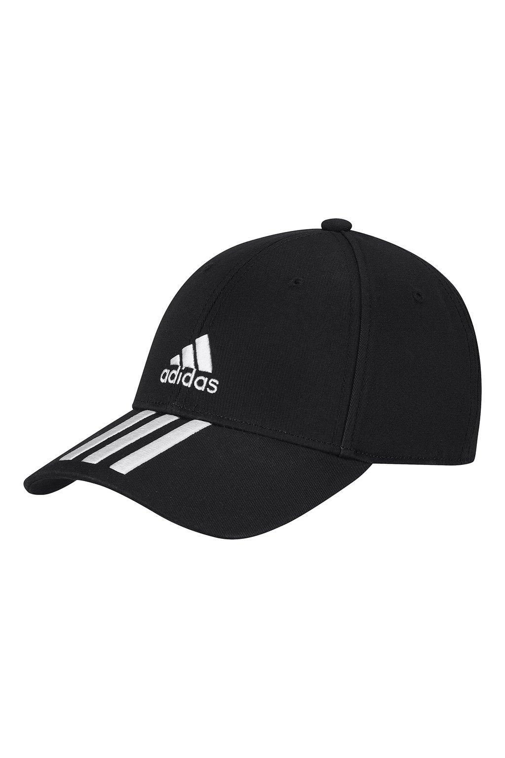 Pánska šiltovka Adidas Baseball Cap Cotton OSFM čierna FK0894