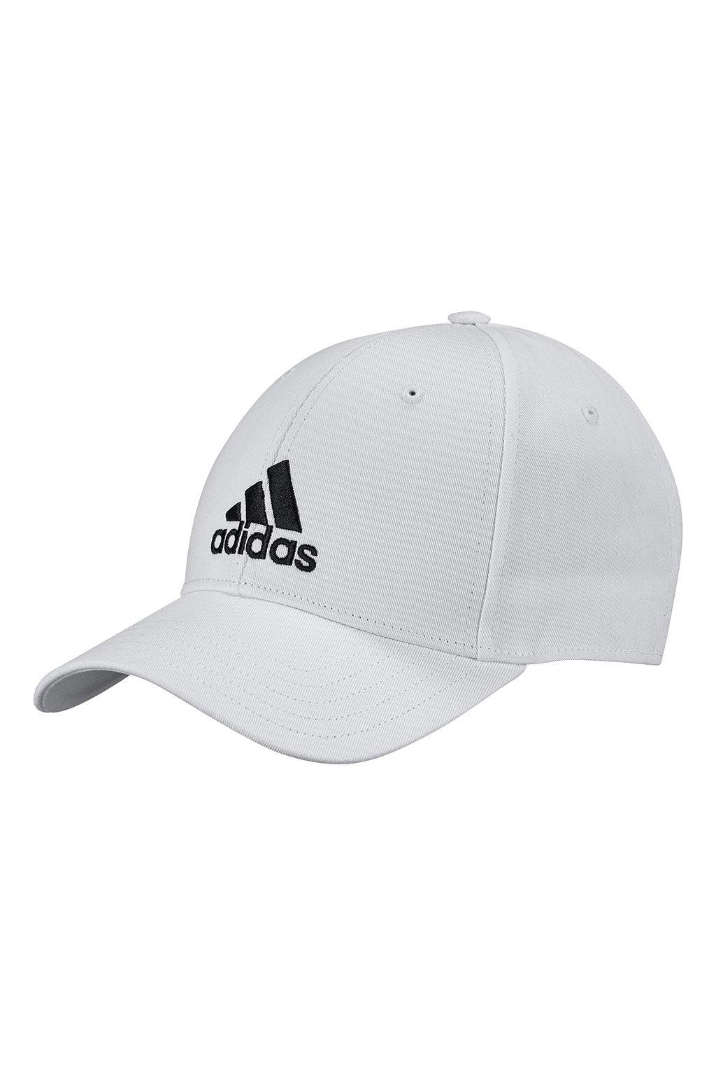 Dámska šiltovka Adidas Baseball Cap Cotton OSFW biela FK0890
