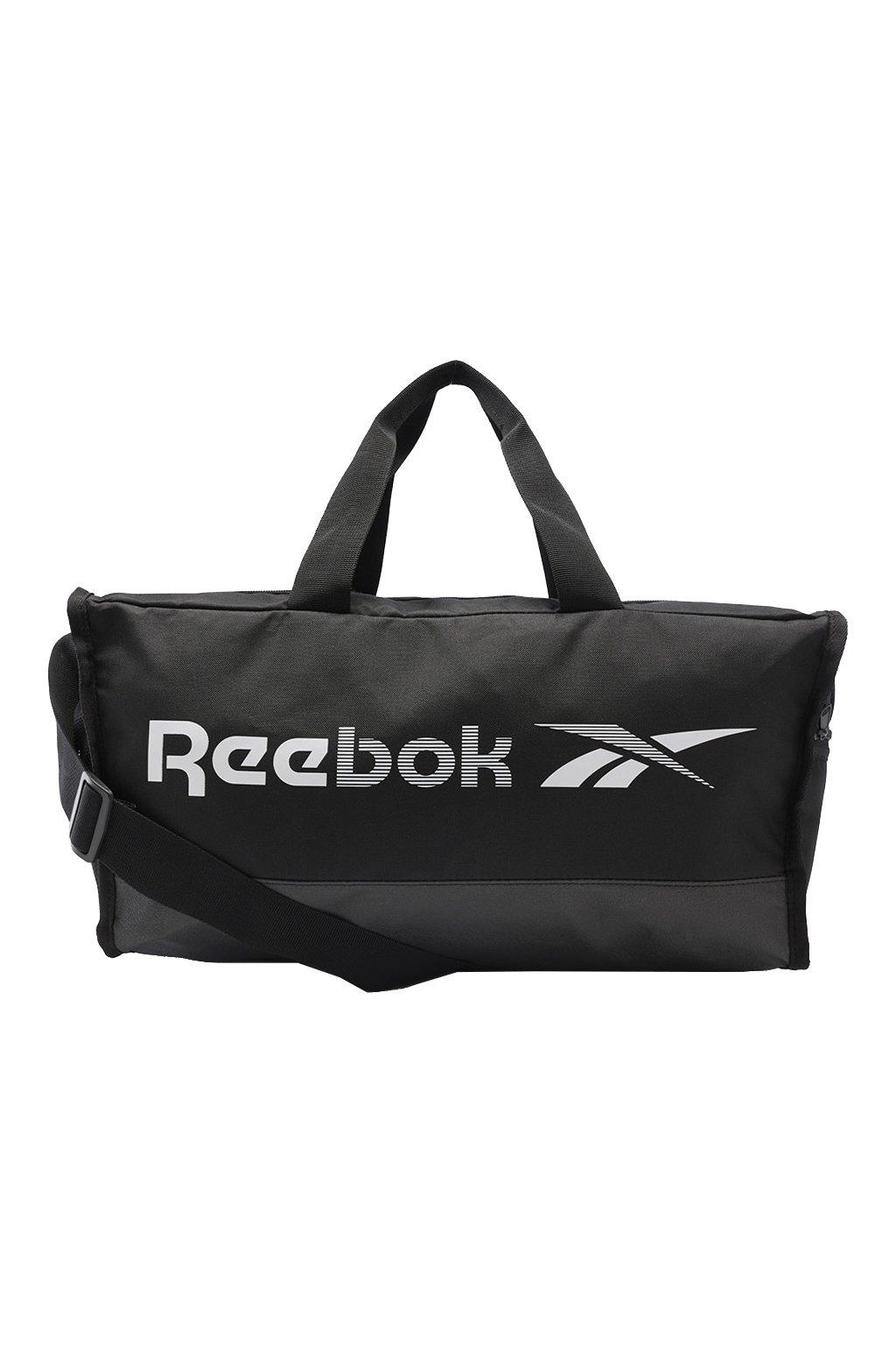 Taška Reebok Training Essentials Small Grip čierna FL5180
