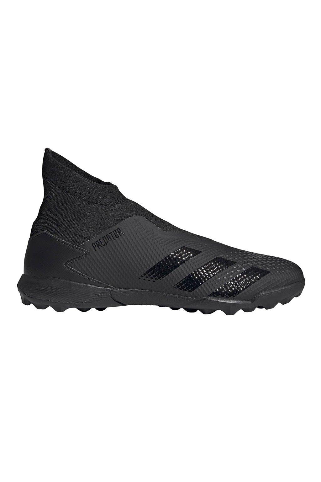 Futbalová obuv Adidas Predator 20,3 LL TF čierna EF1652
