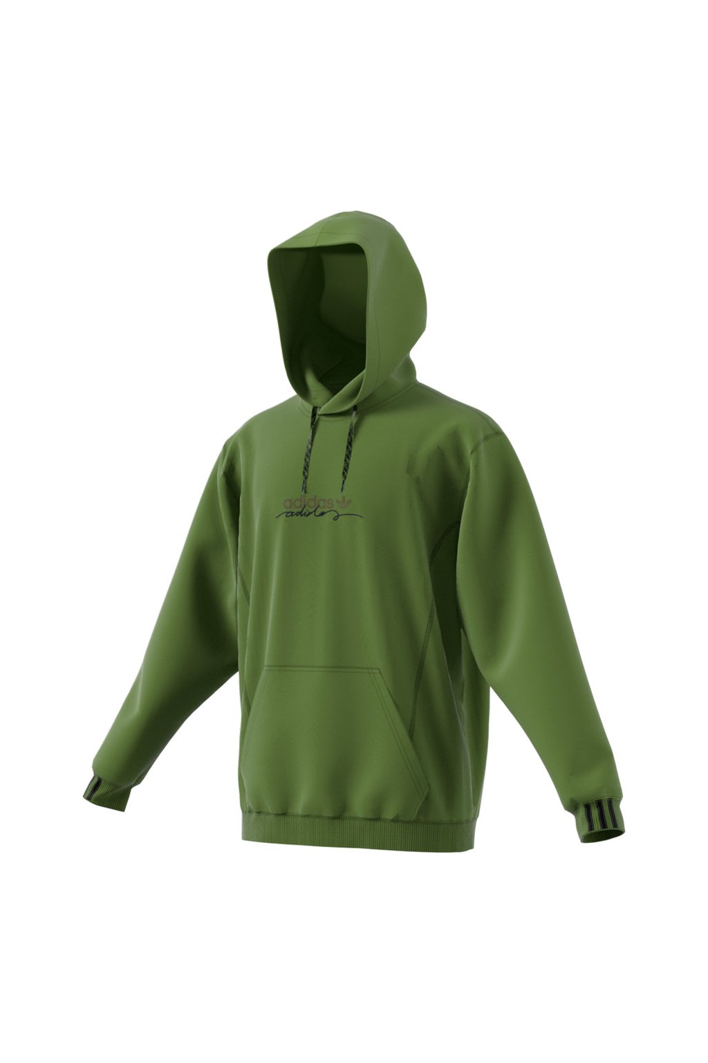 Pánska mikina Adidas D Hoody zelená GD9278