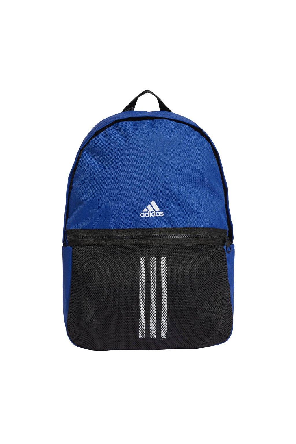 Batoh adidas Classic Backpack 3S modro-čierny GD5652