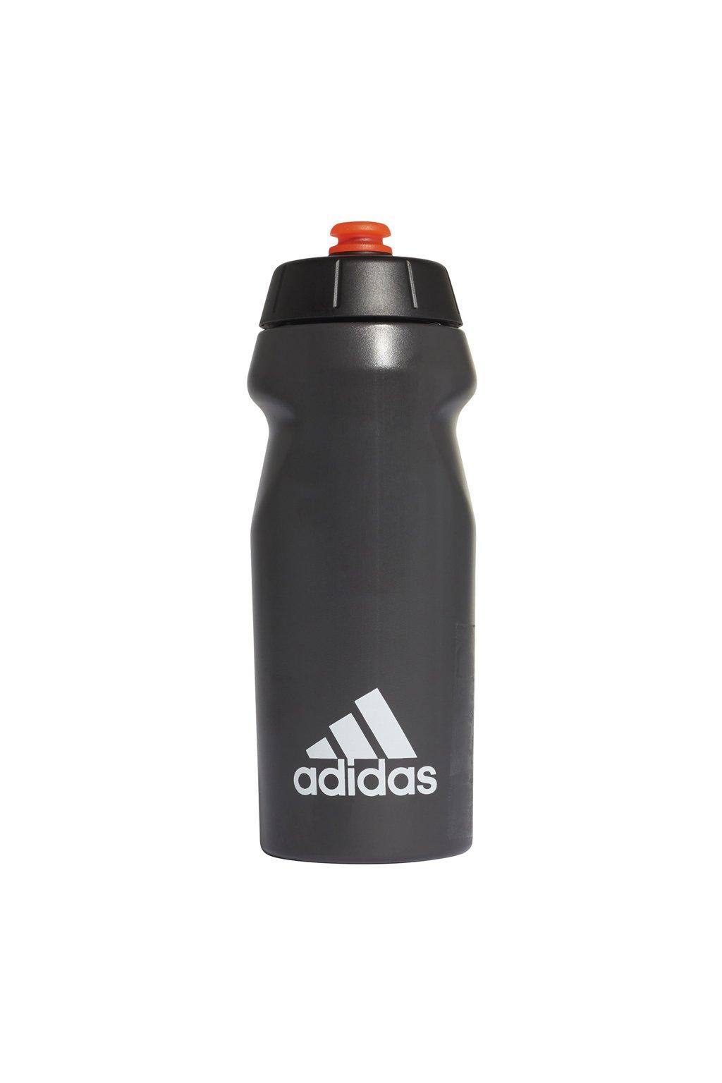 Fľaša Adidas Performance Bottle 500 ml čierna FM9935