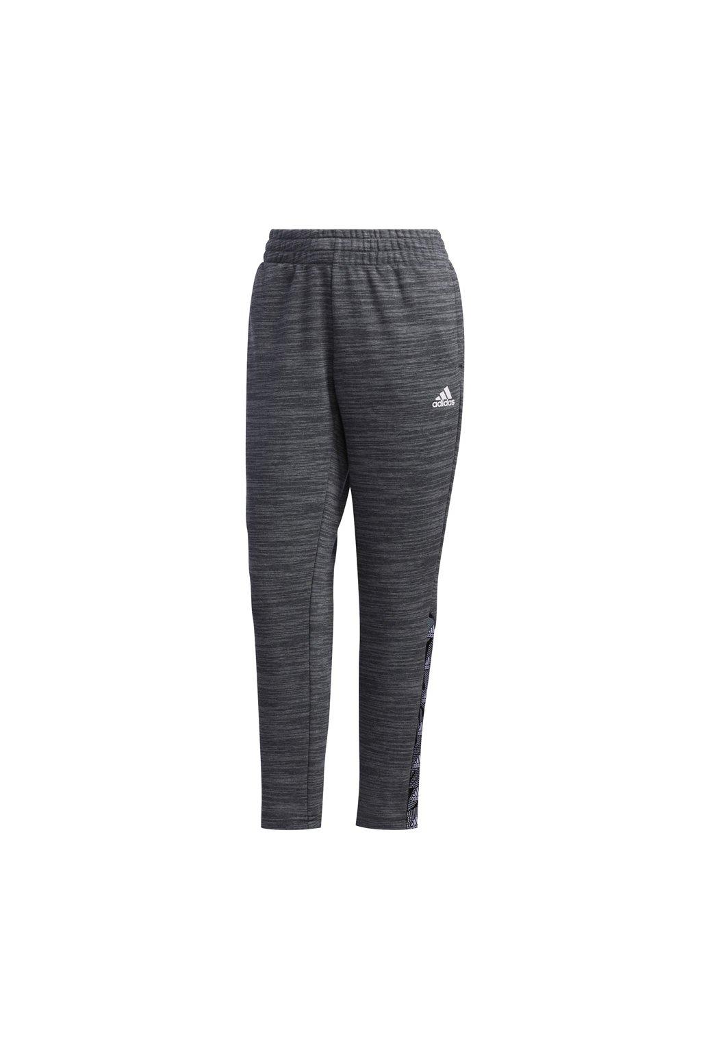 Dámske tepláky Adidas Essentials Tape Pant sivé GE1132