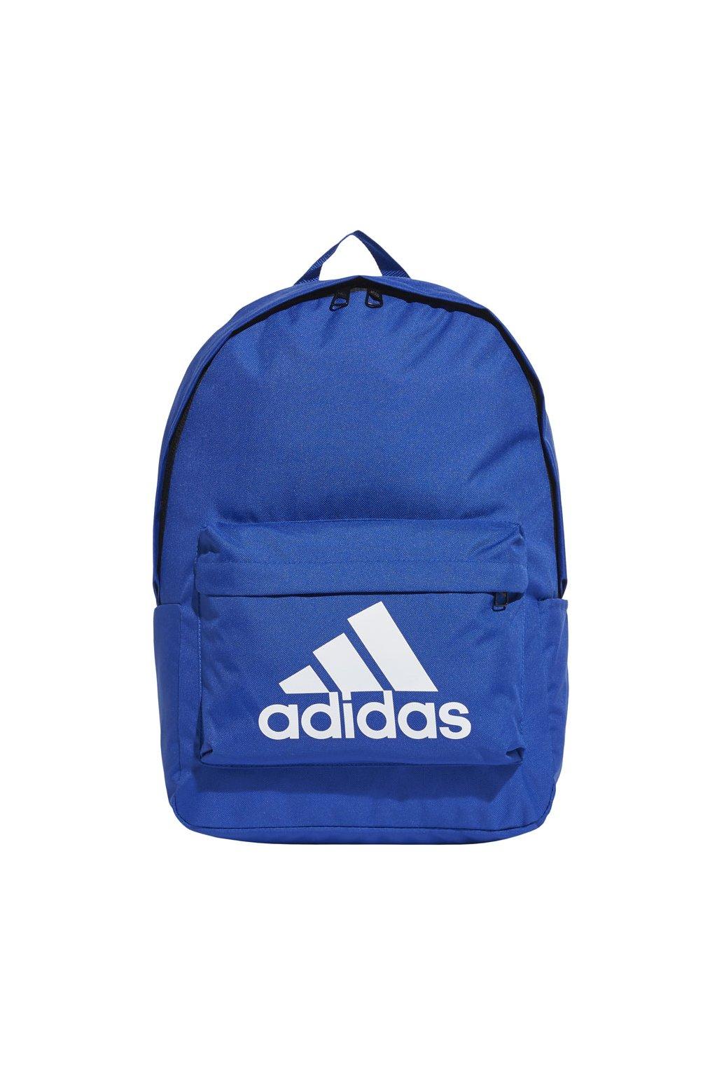 Batoh adidas Classic Backpack BOS modrý GD5622