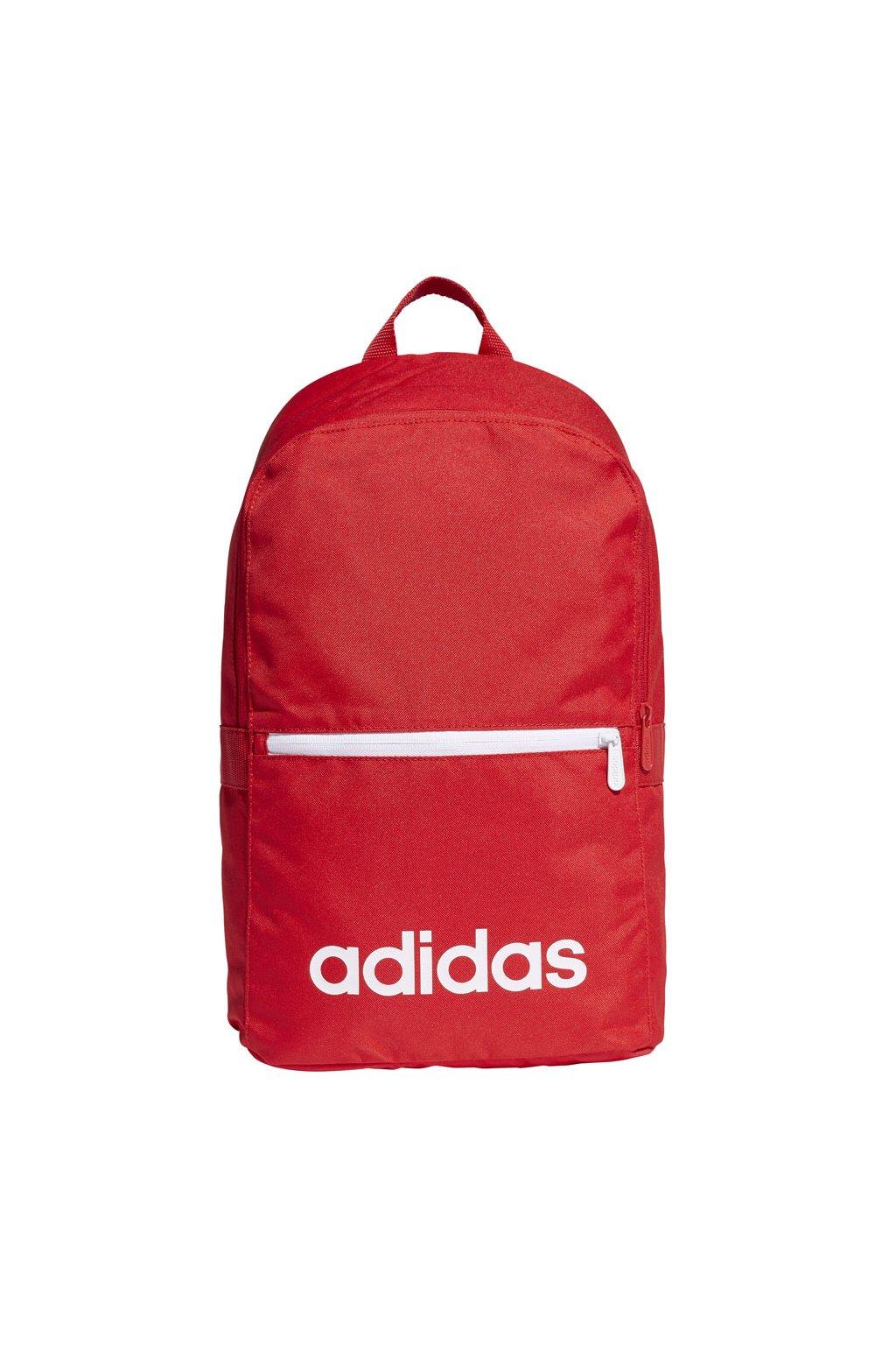 Batoh adidas Linear Classic Daily červený FP8096