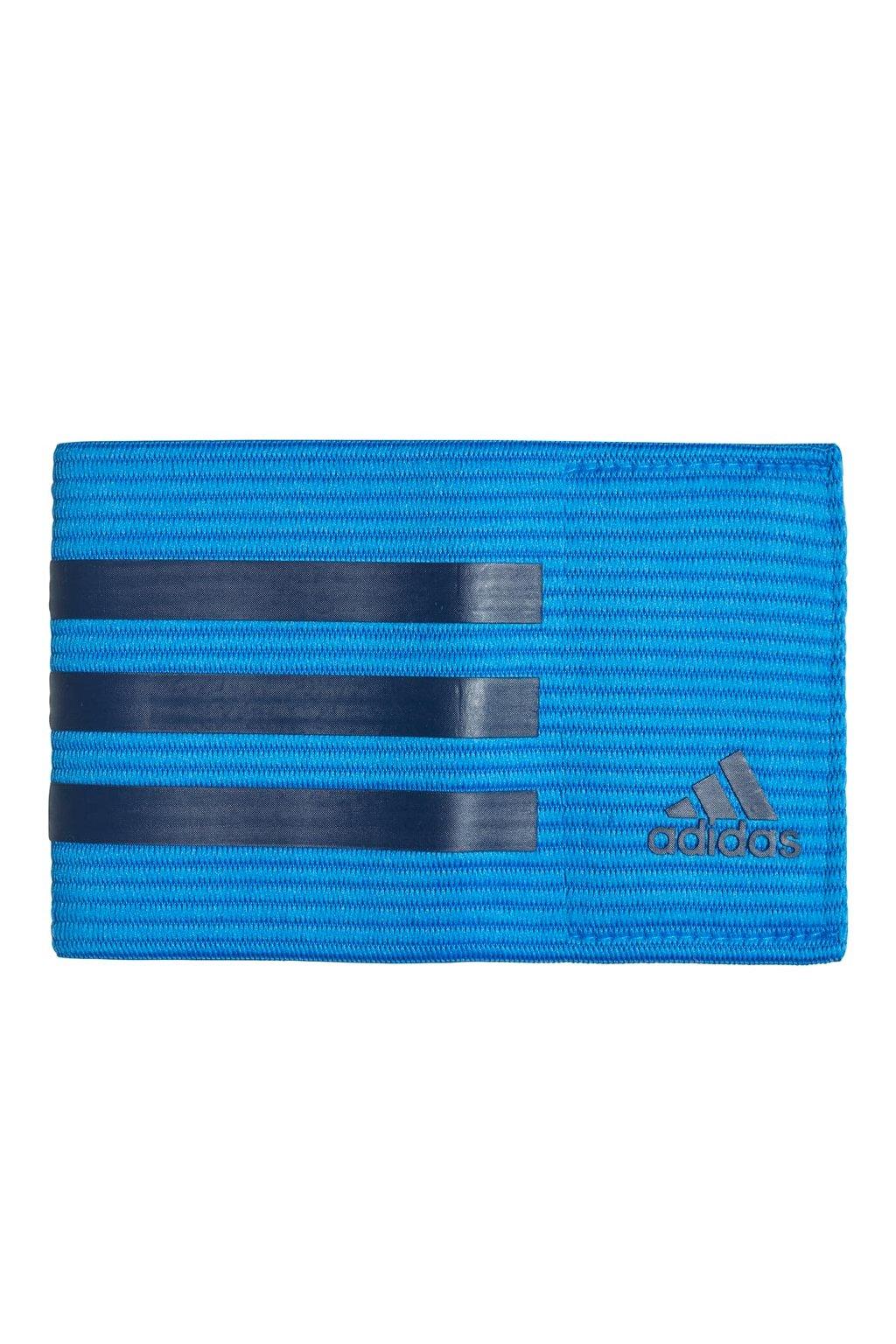 Opaska kapitana adidas FB OSFM niebieska CF1052