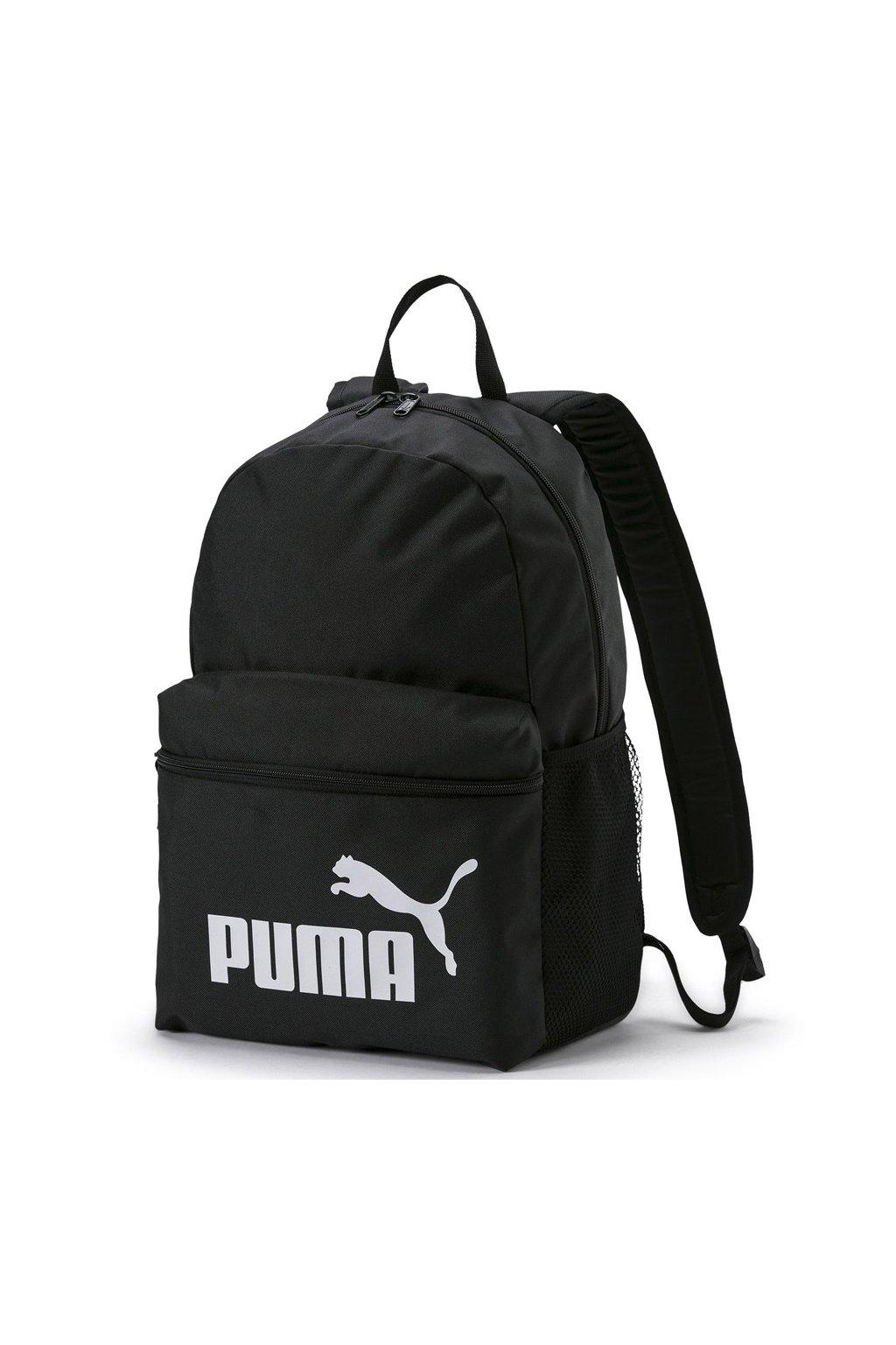 Batoh Puma Phase Backpack čierny 075487 01