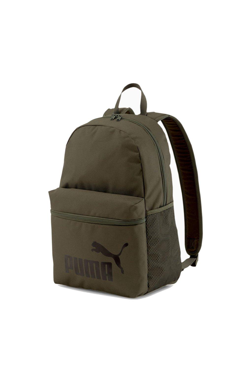 Batoh Puma Phase Backpack zelený 075487 47