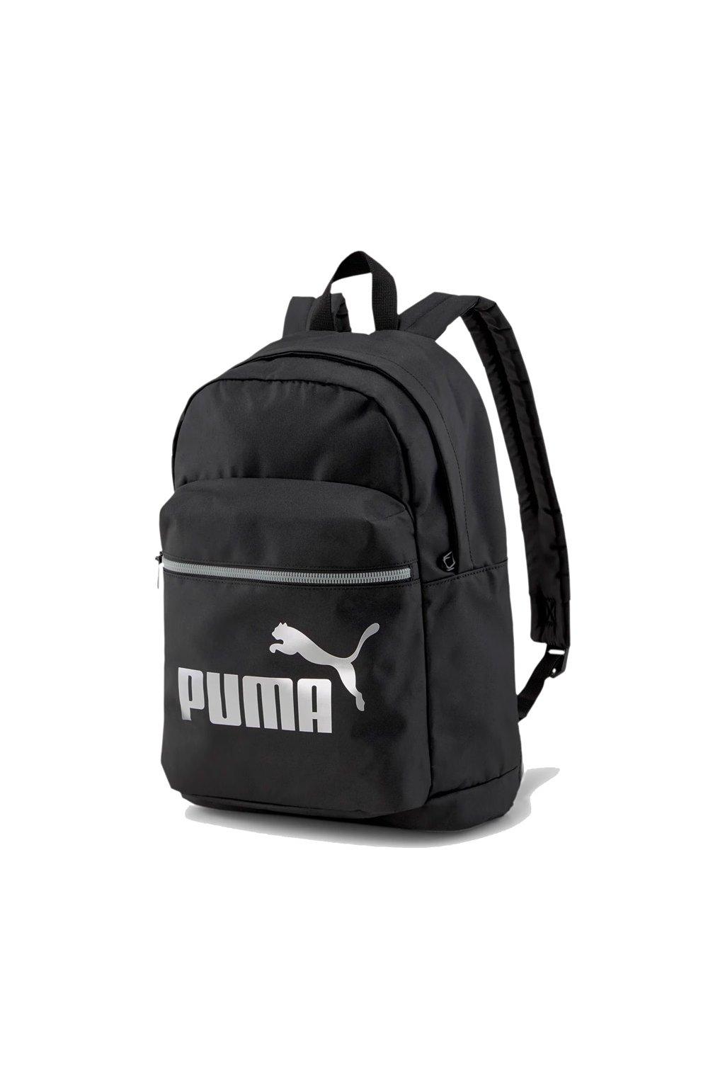 Batoh Puma WMN Core Base College Bag čierny 077374 01