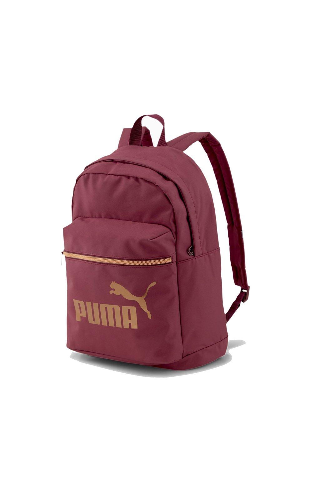 Batoh Puma WMN Core Base College Bag bordový 077374 04