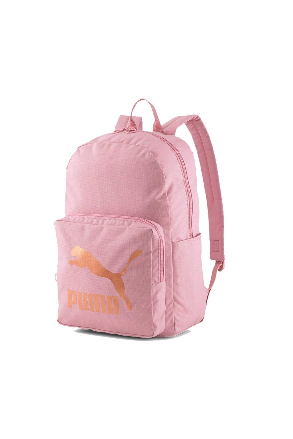 Batoh Puma Originals Backpack ružový 077353 03