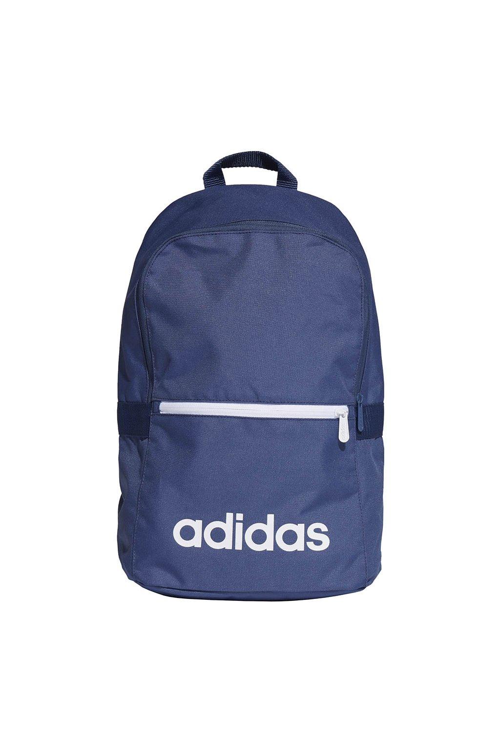 Batoh adidas Linear Classic Daily modrý FP8097