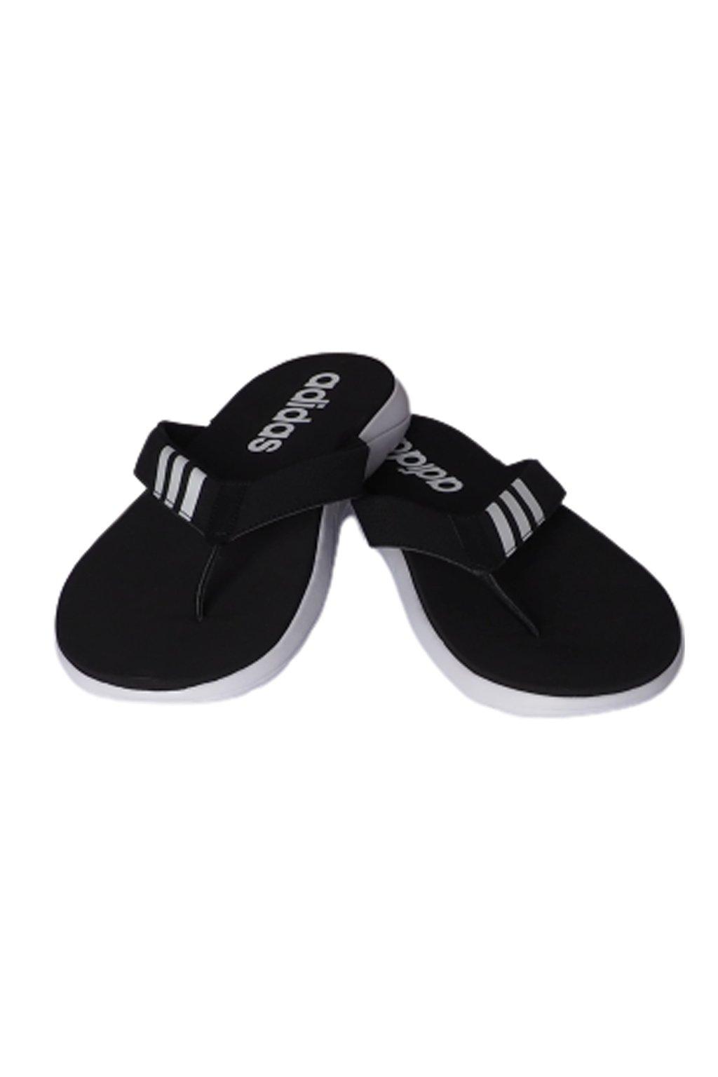 Klapki męskie adidas Comfort Flip Flop czarne EG2069