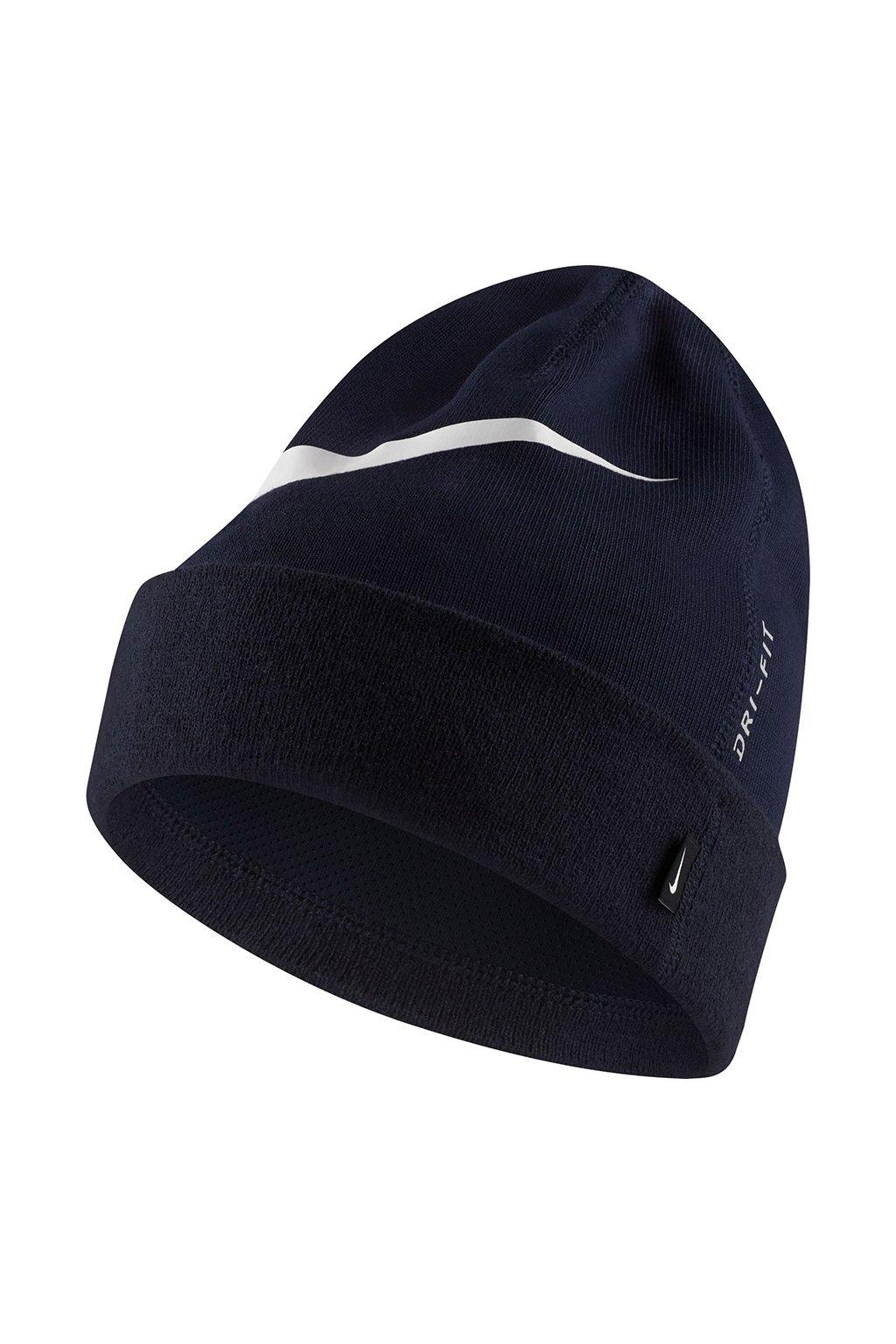 Čiapka Nike U Beanie GFA Team tmavo modrá AV9751 451