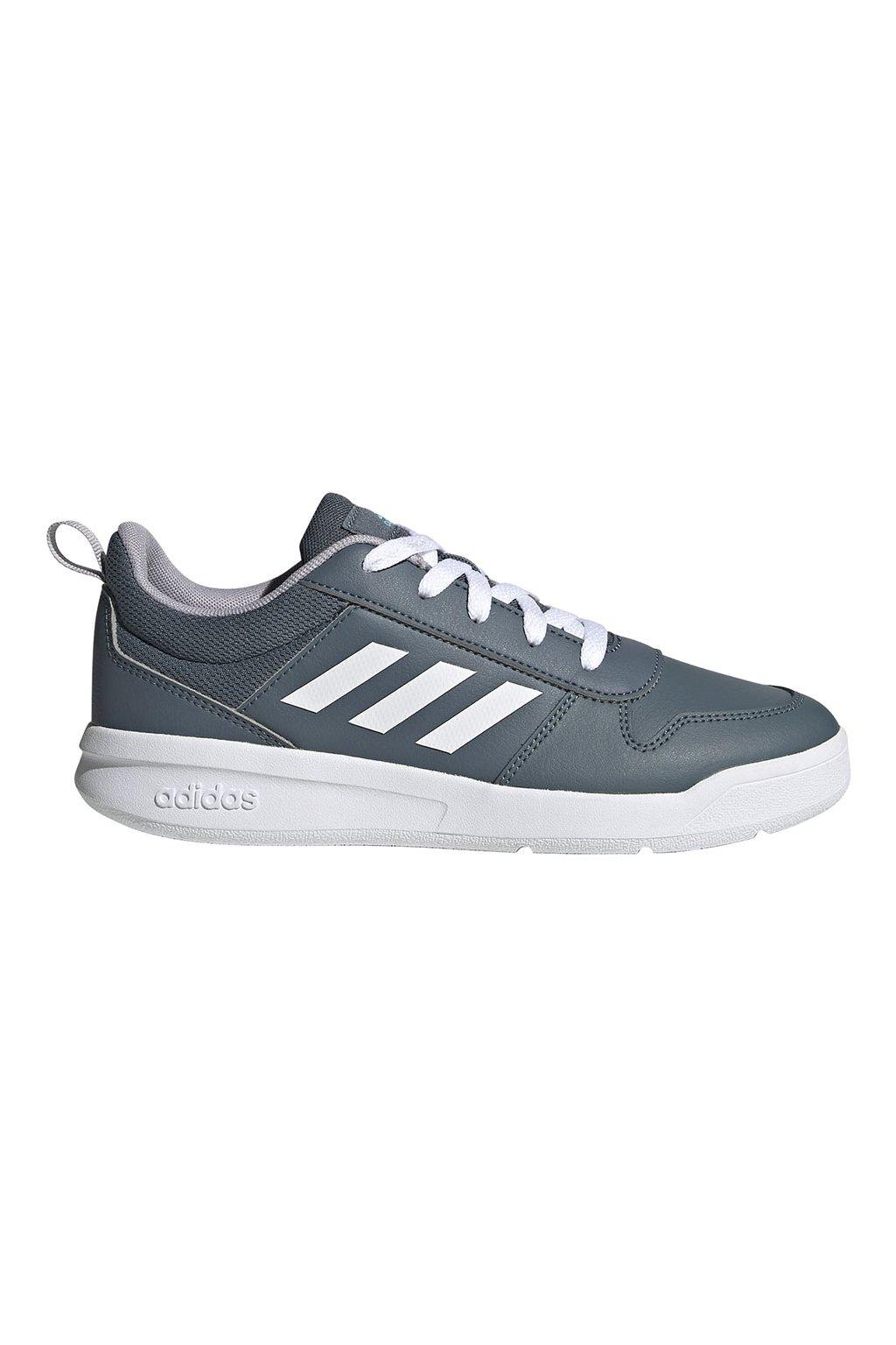 Detská obuv Adidas Tensaur K šedé FV9450