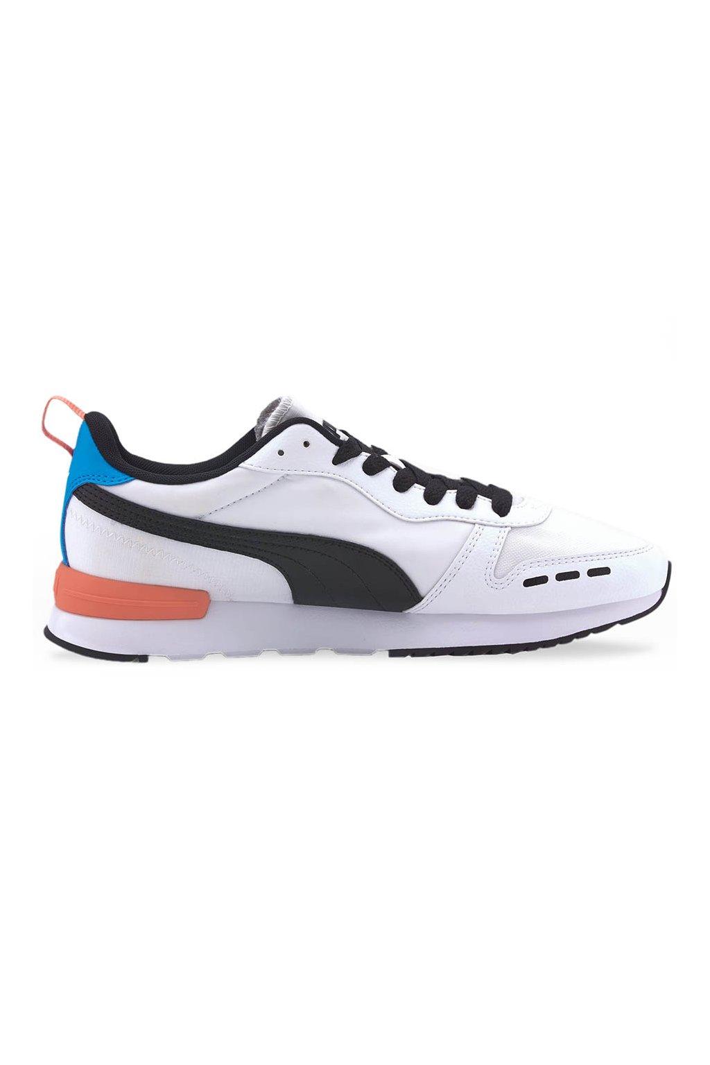 Pánske tenisky Puma R78 Neon biele 373203 02