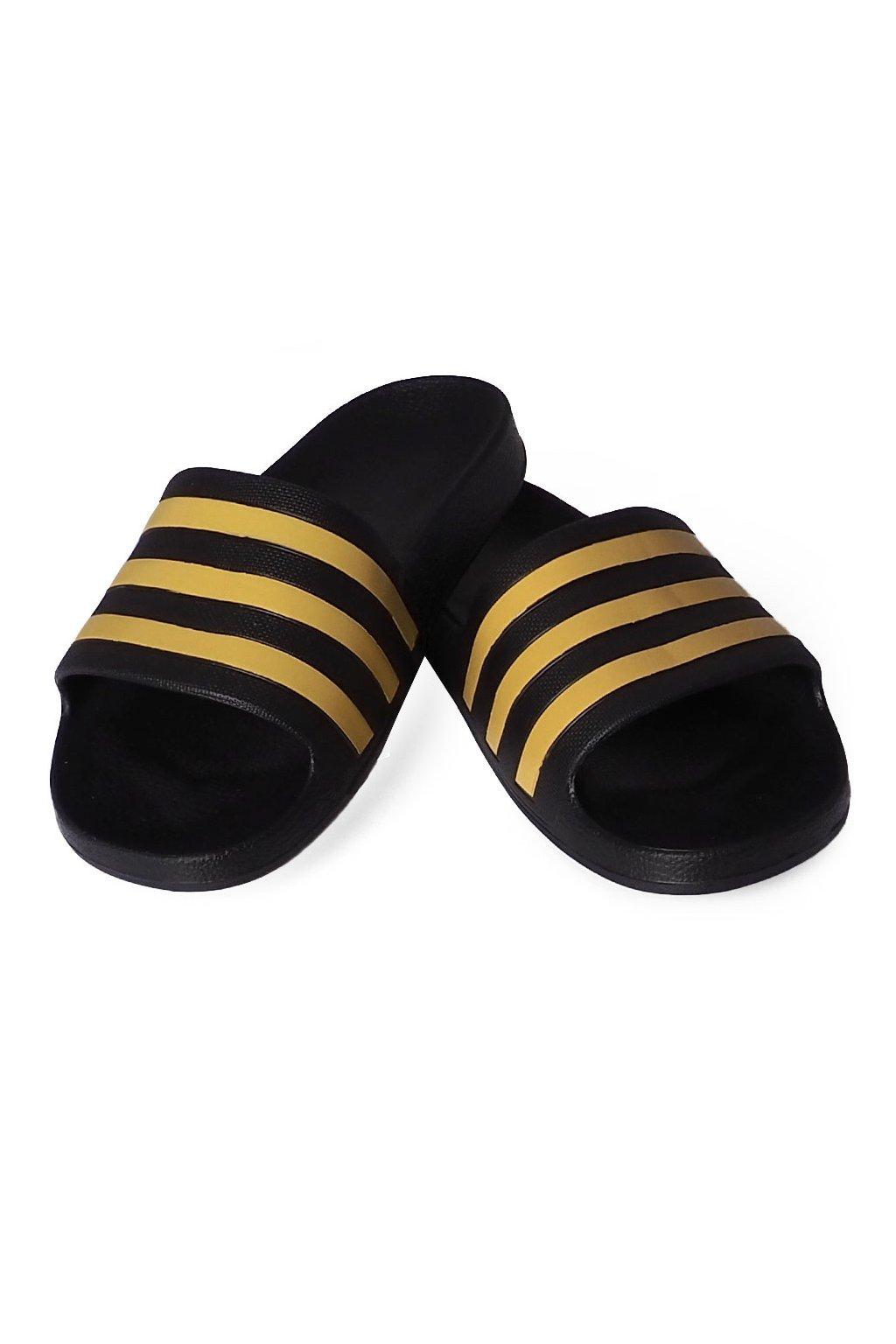 Šľapky adidas Adilette Aqua čierne EG1758