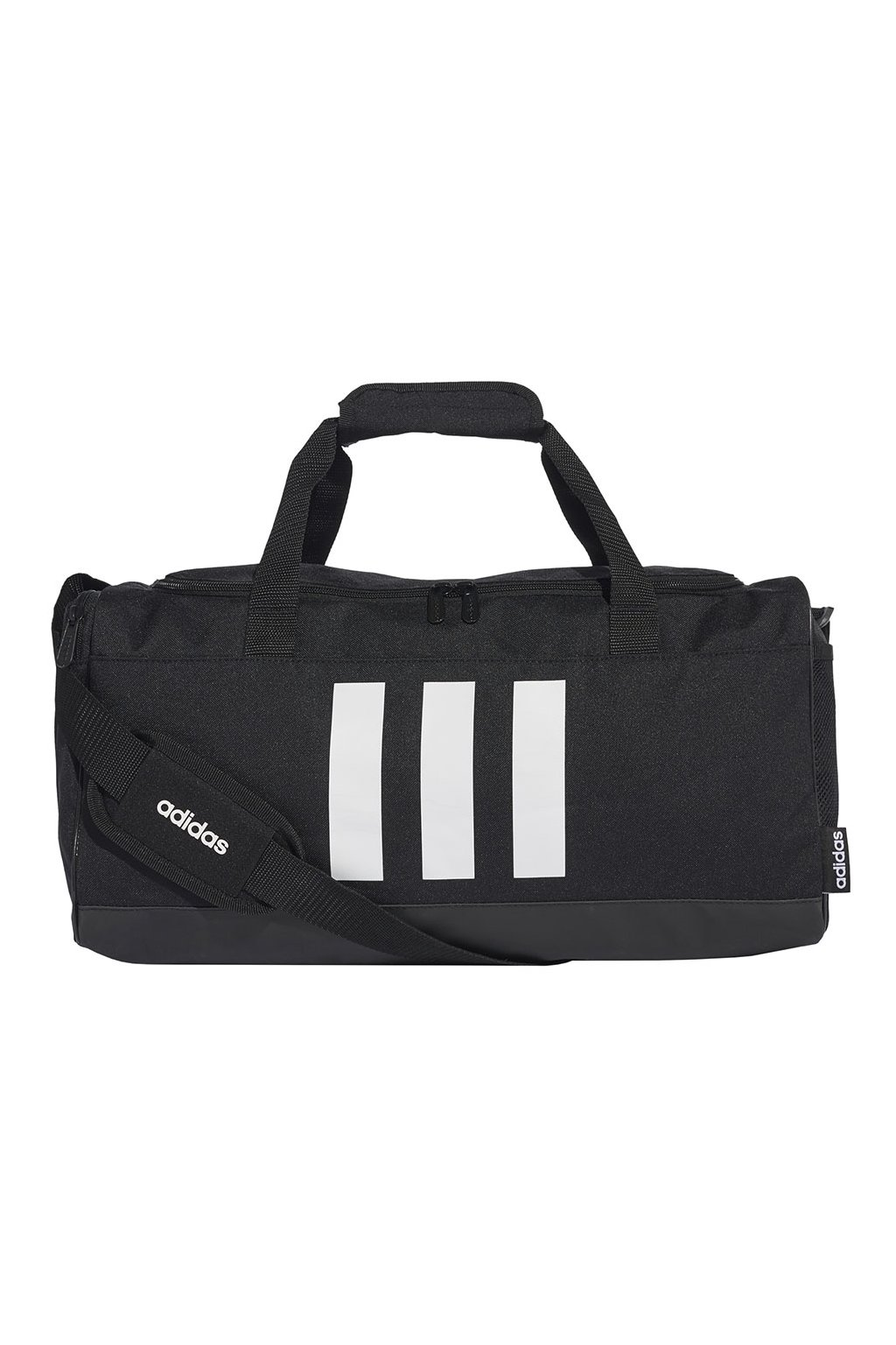 Taška Adidas 3 Stripes Duffel S čierna GE1237