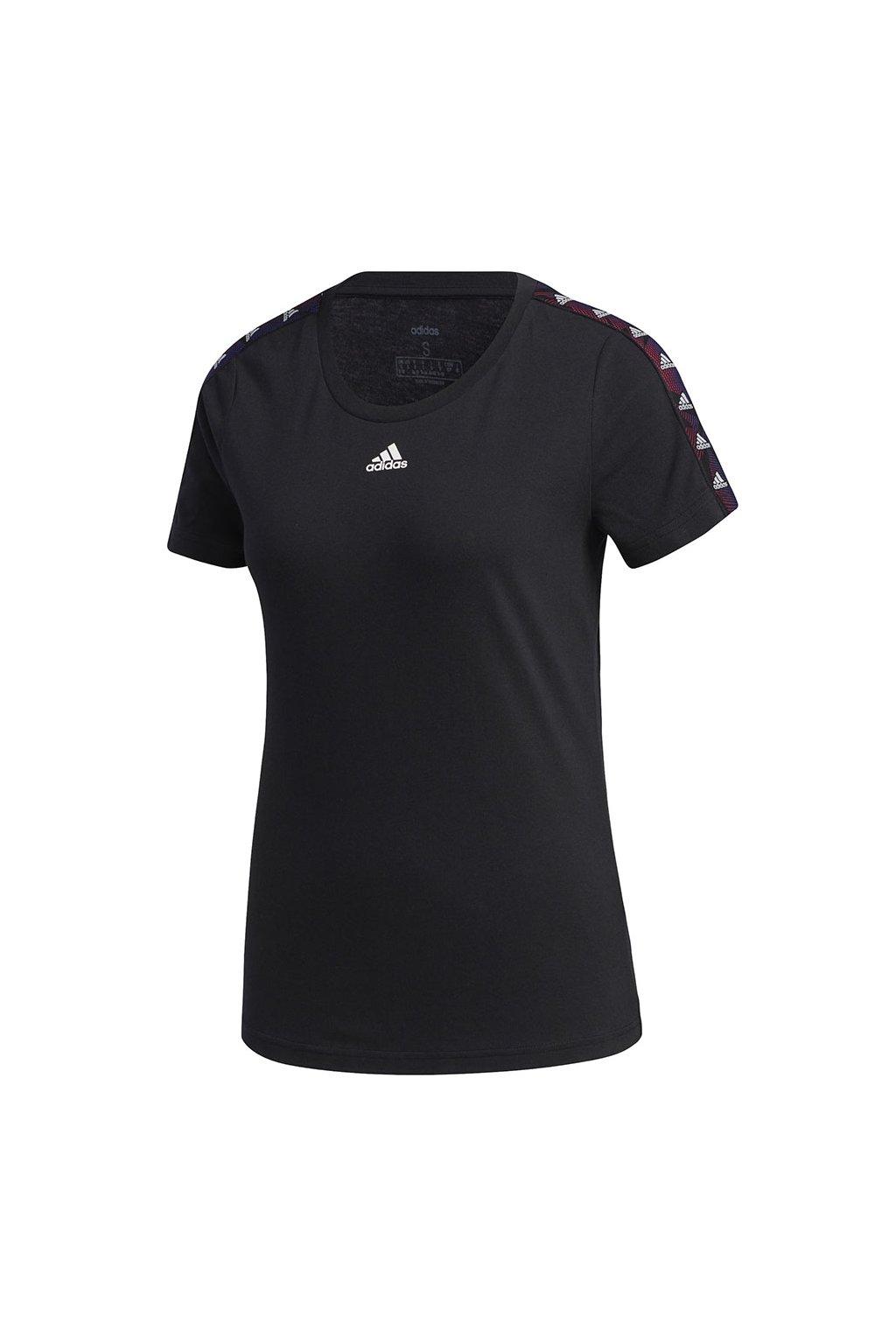 Dámske Tričko adidas W E TPE T čierne GE1128