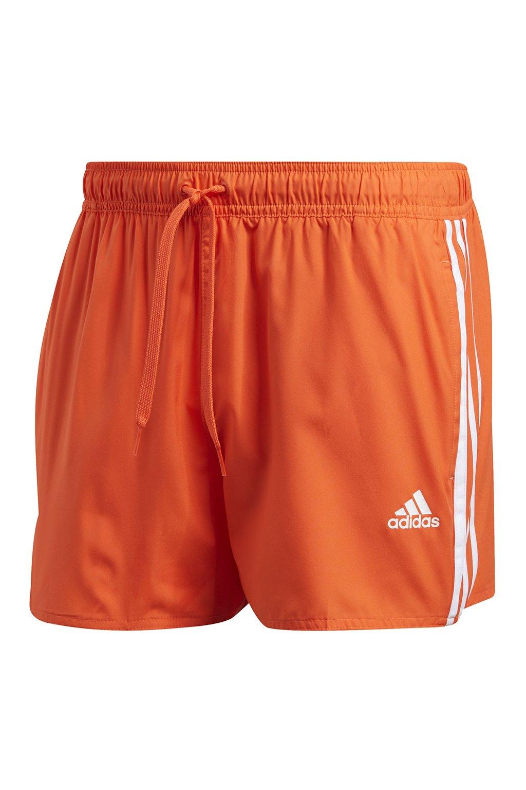 Plavkové šortky Adidas 3 Stripes CLX FJ3369
