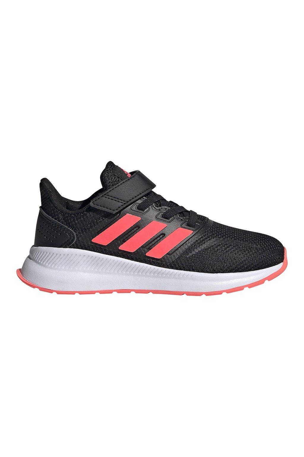 Detská obuv Adidas Runfalcon C čierna FW5138