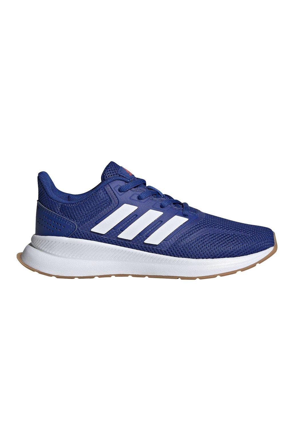 Detská obuv Adidas Runfalcon K modrá FV8838
