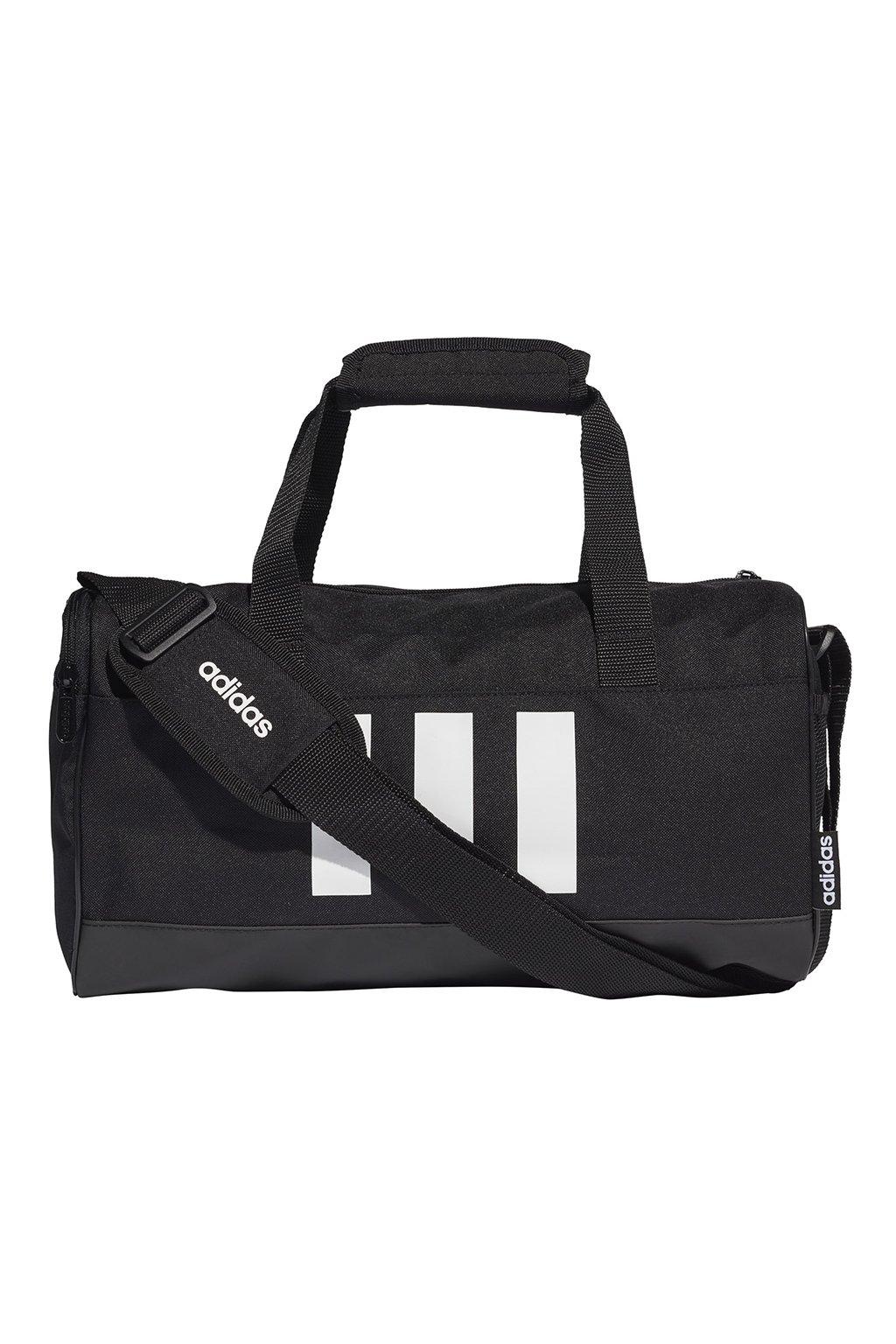 Taška Adidas 3 Stripes Duffle XS čierna GE1238