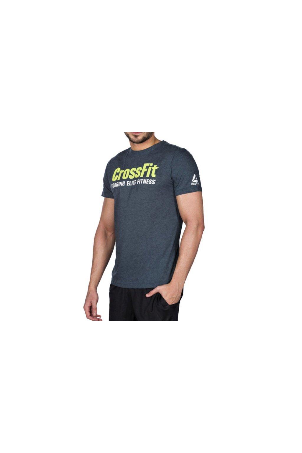 14b47c084da8 Pánske tričko Reebok RCF FEF TEE BJ9330 - Fresh sport