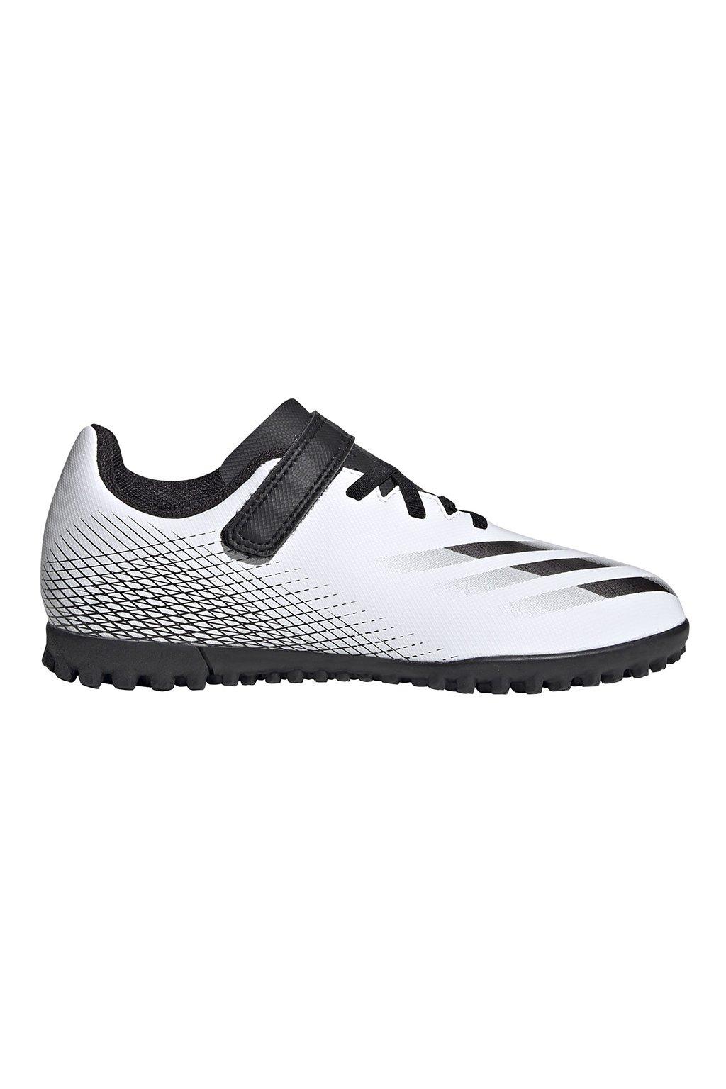 Futbalové kopačky Adidas X GHOSTED.4 H&L TF JUNIOR FW9573