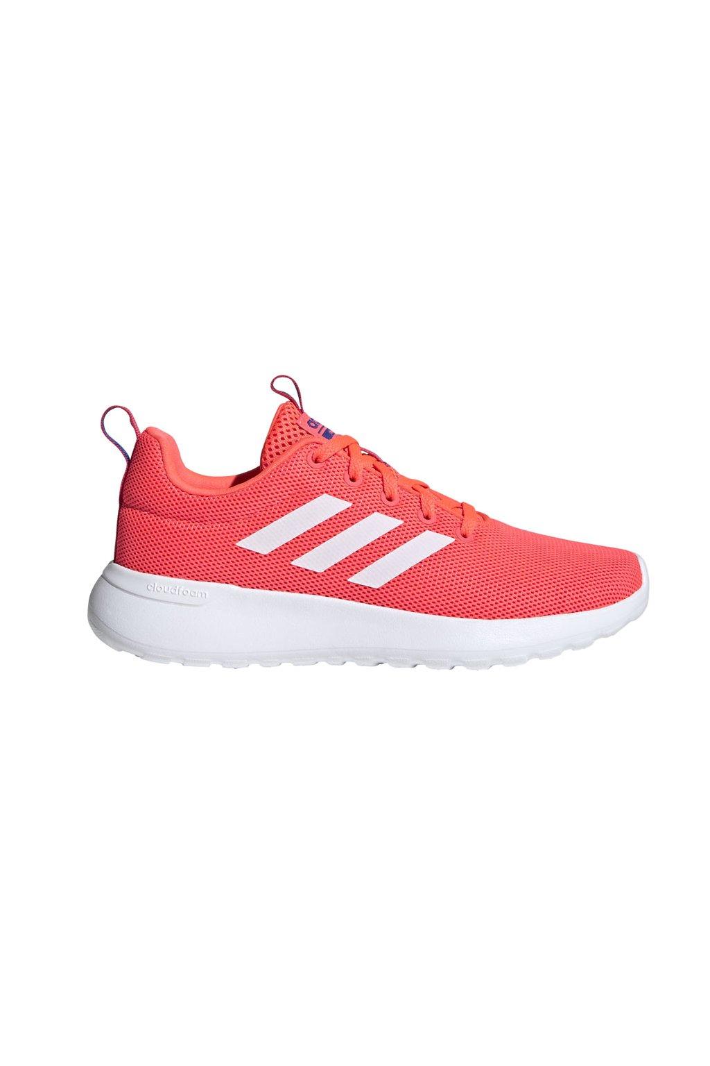 Detské topánky Adidas Lite Racer Cln K. ružové FV9609