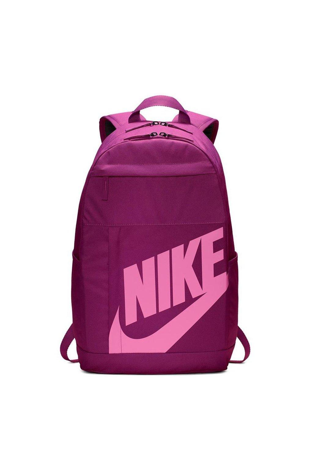 Batoh Nike Elemental 2.0 ružový BA5876 564