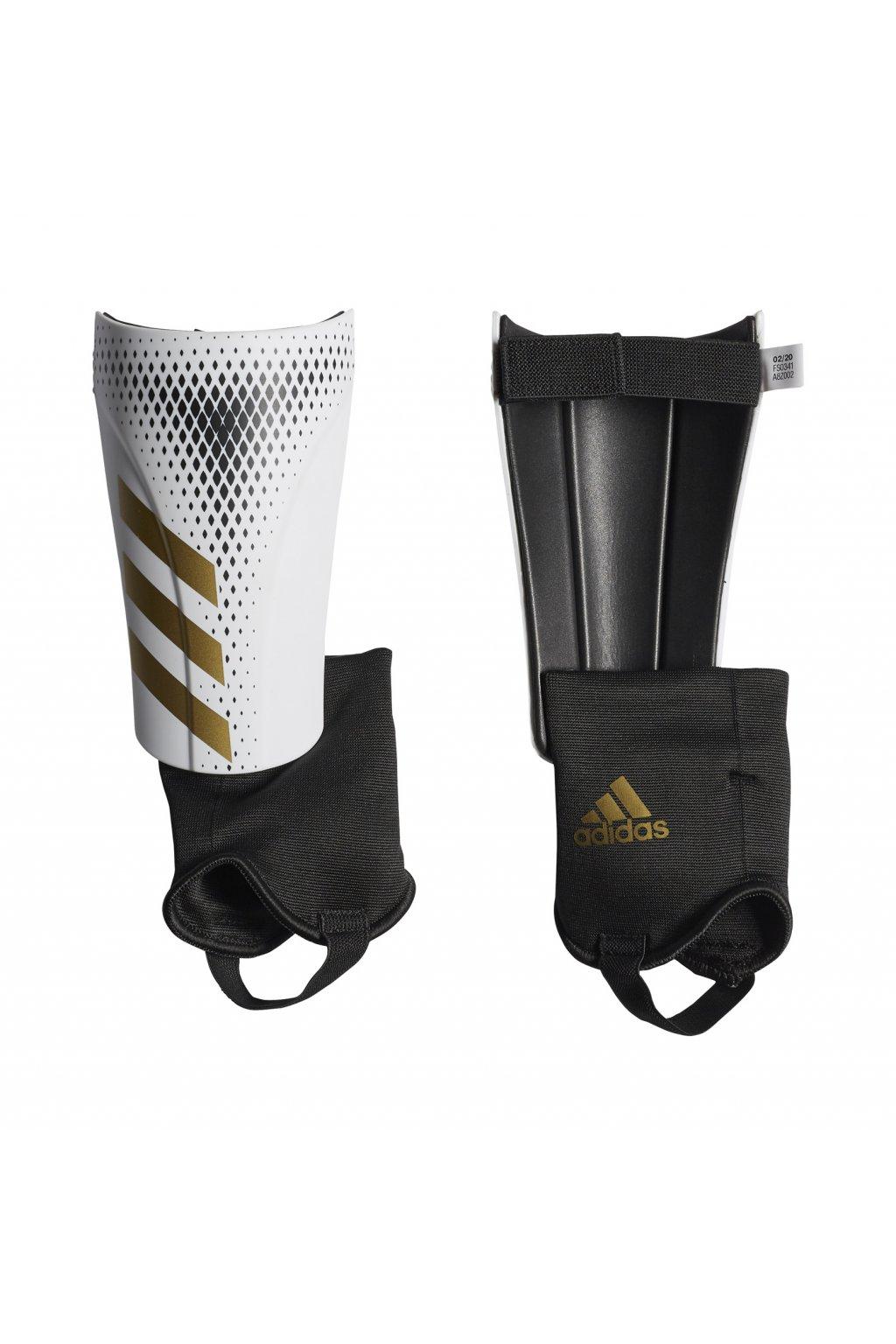 Chrániče pre dospelých Adidas Predator SG FS0341