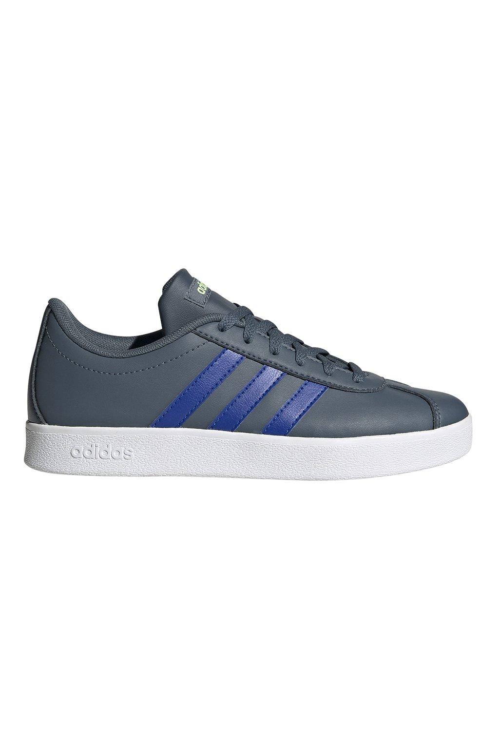 Detské topánky Adidas Vl Court 2.0 zelené FW3934