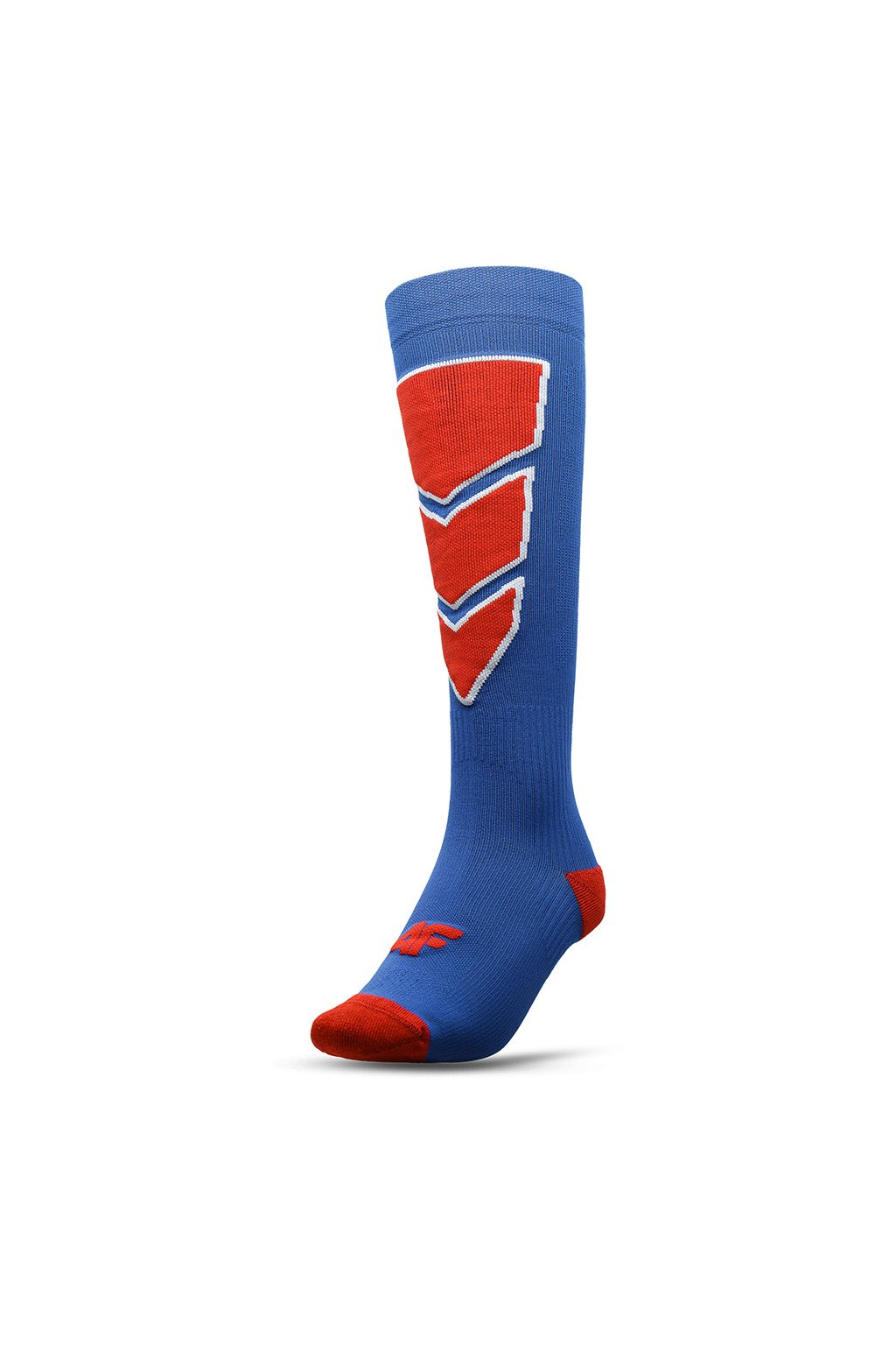 Lyžiarske ponožky 4F modré H4Z20 SOMN004 36S