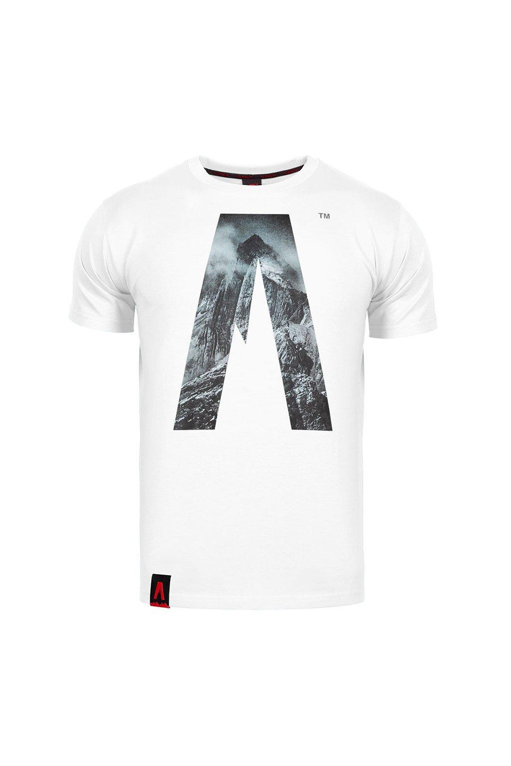 Pánske tričko Alpinus Peak biele ALP20TC0039