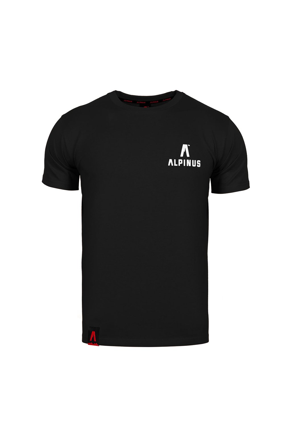 Pánske tričko Alpinus Wycheproof čierne ALP20TC0045