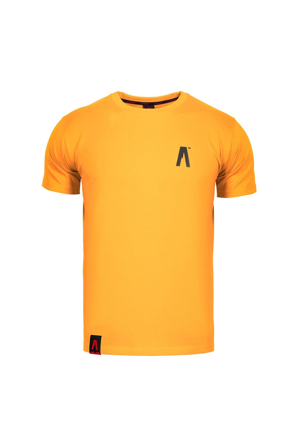 Pánske tričko Alpinus A' oranžové ALP20TC0002_ADD